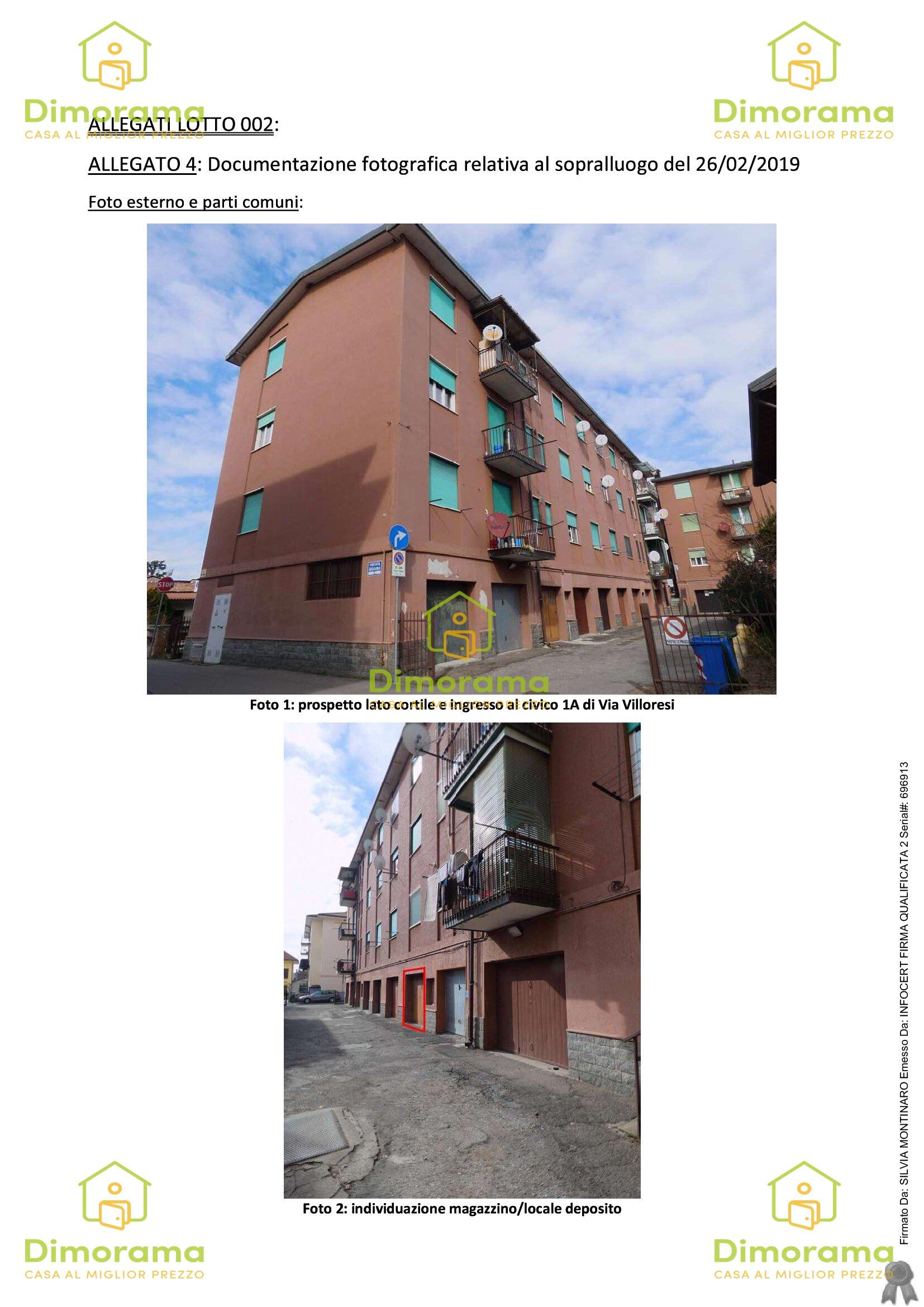Appartamento in vendita Rif. 11350548