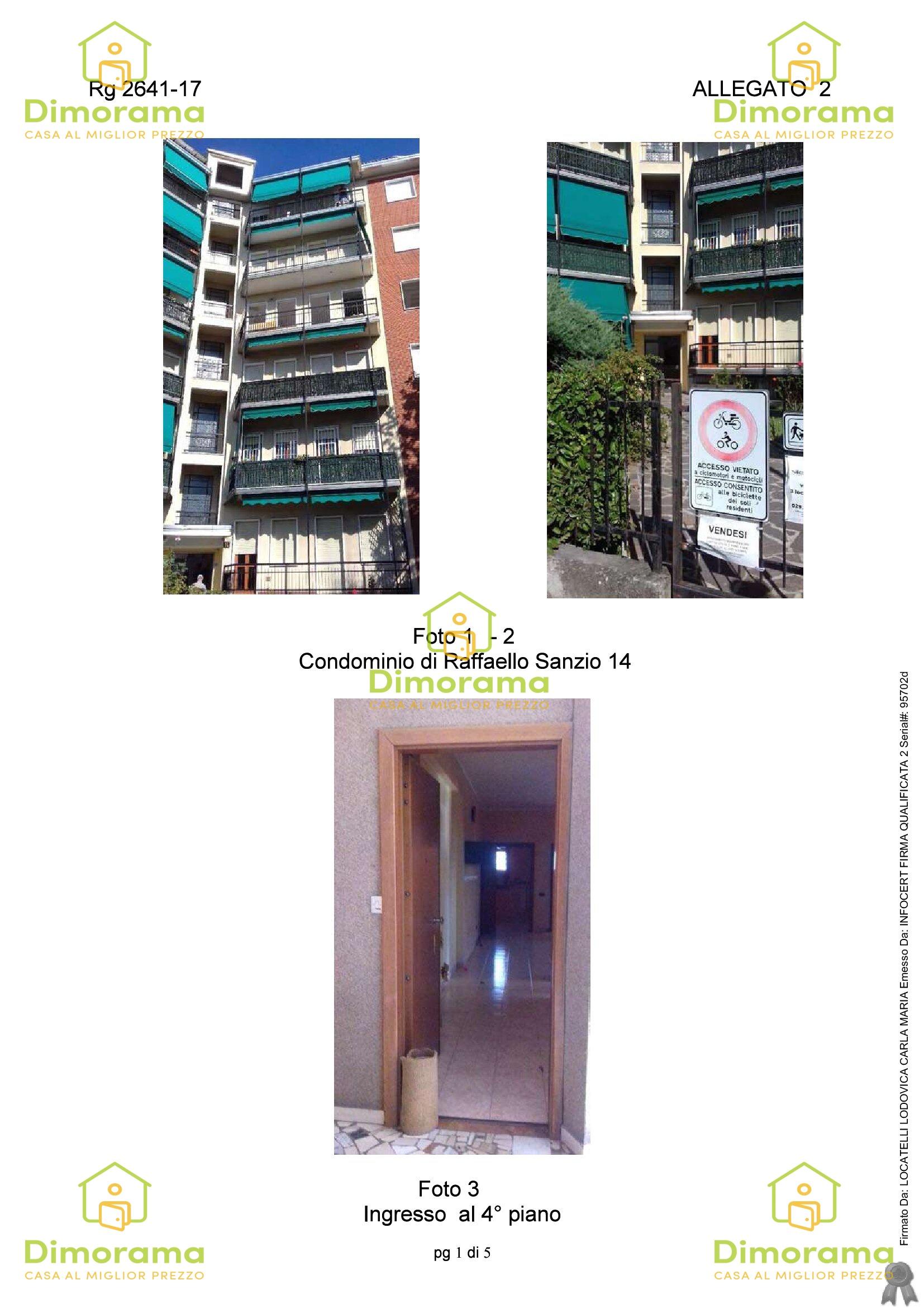Appartamento in vendita Rif. 10411235