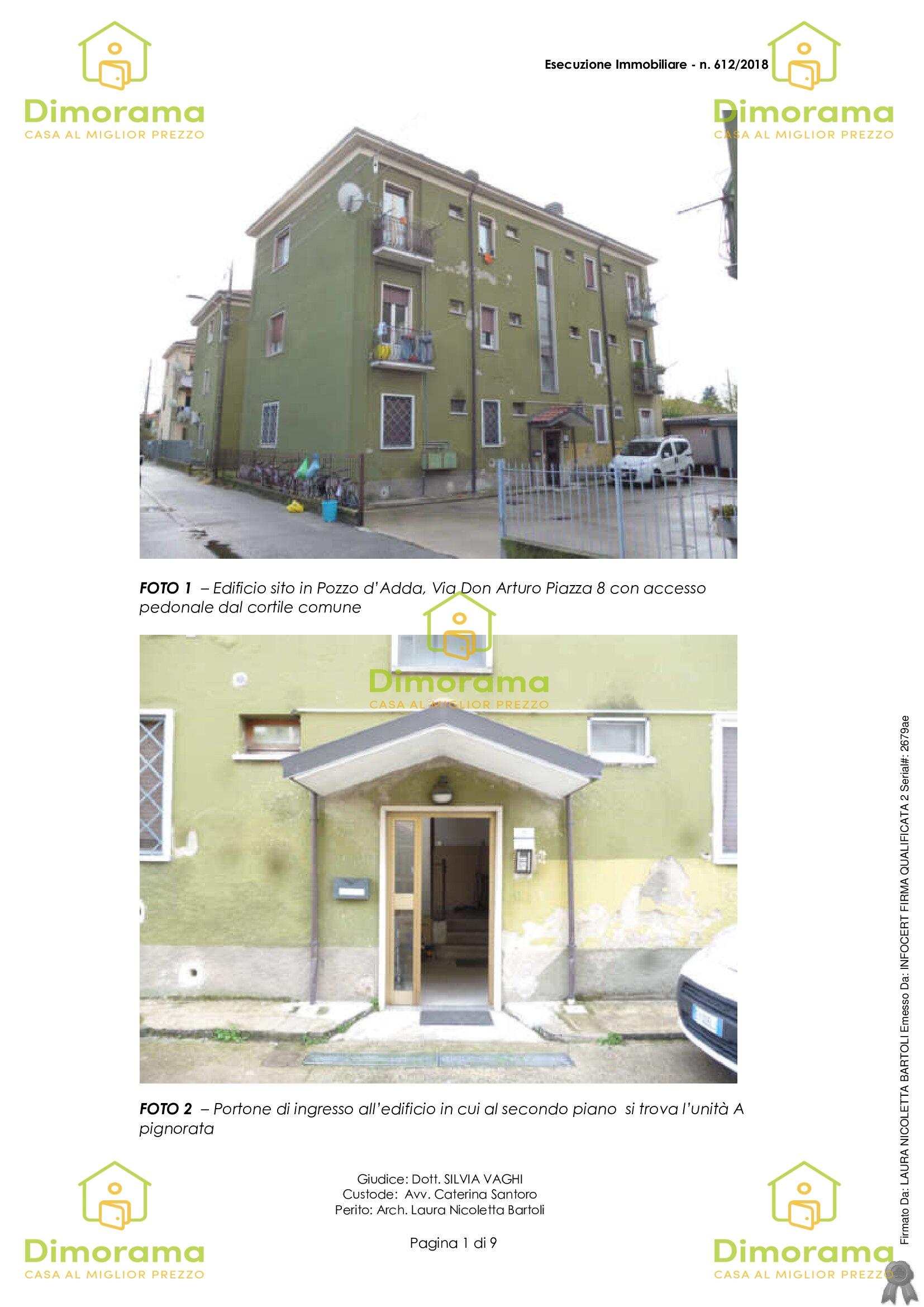 Appartamento in vendita Rif. 10411261