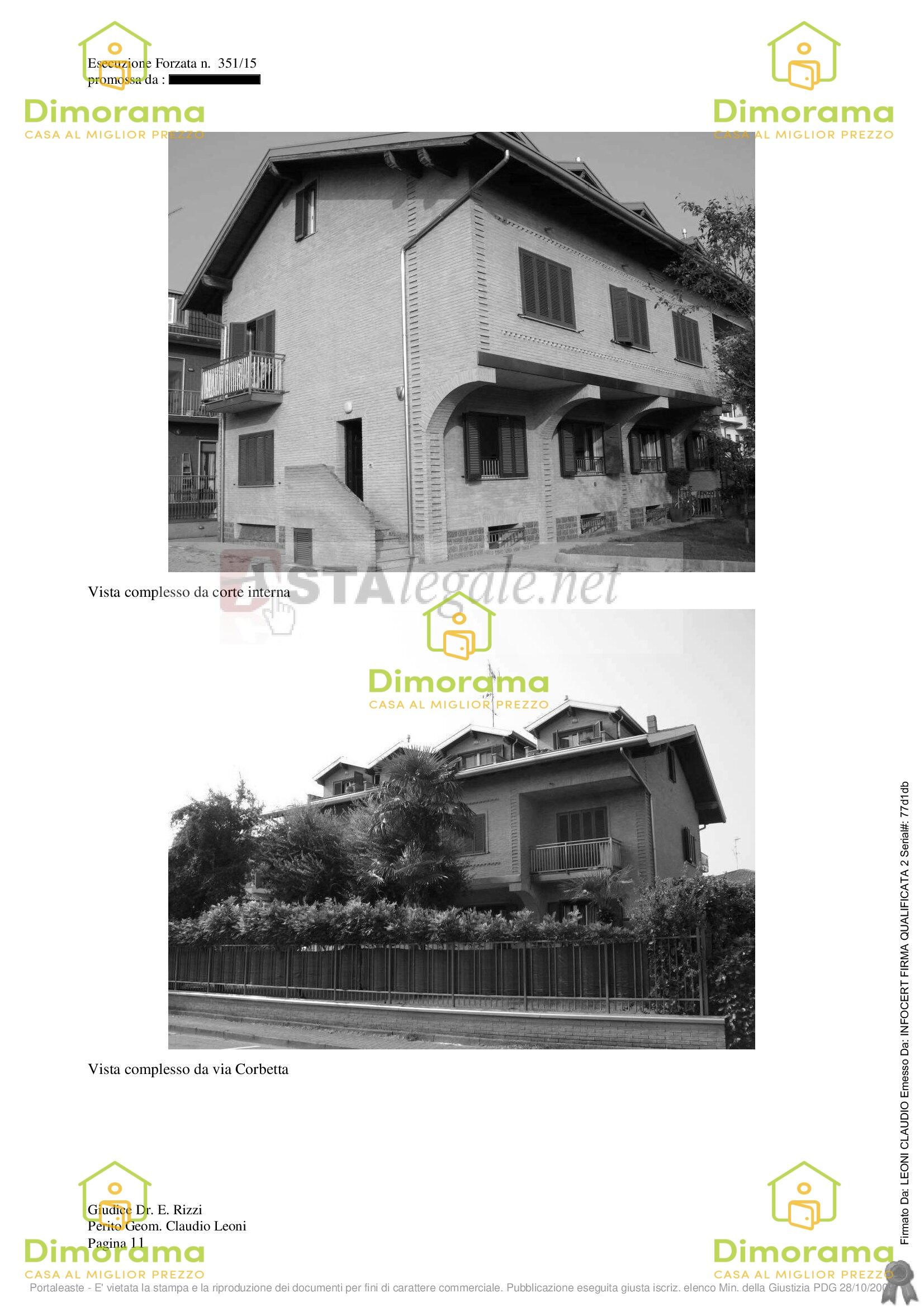 Appartamento in vendita Rif. 11680278