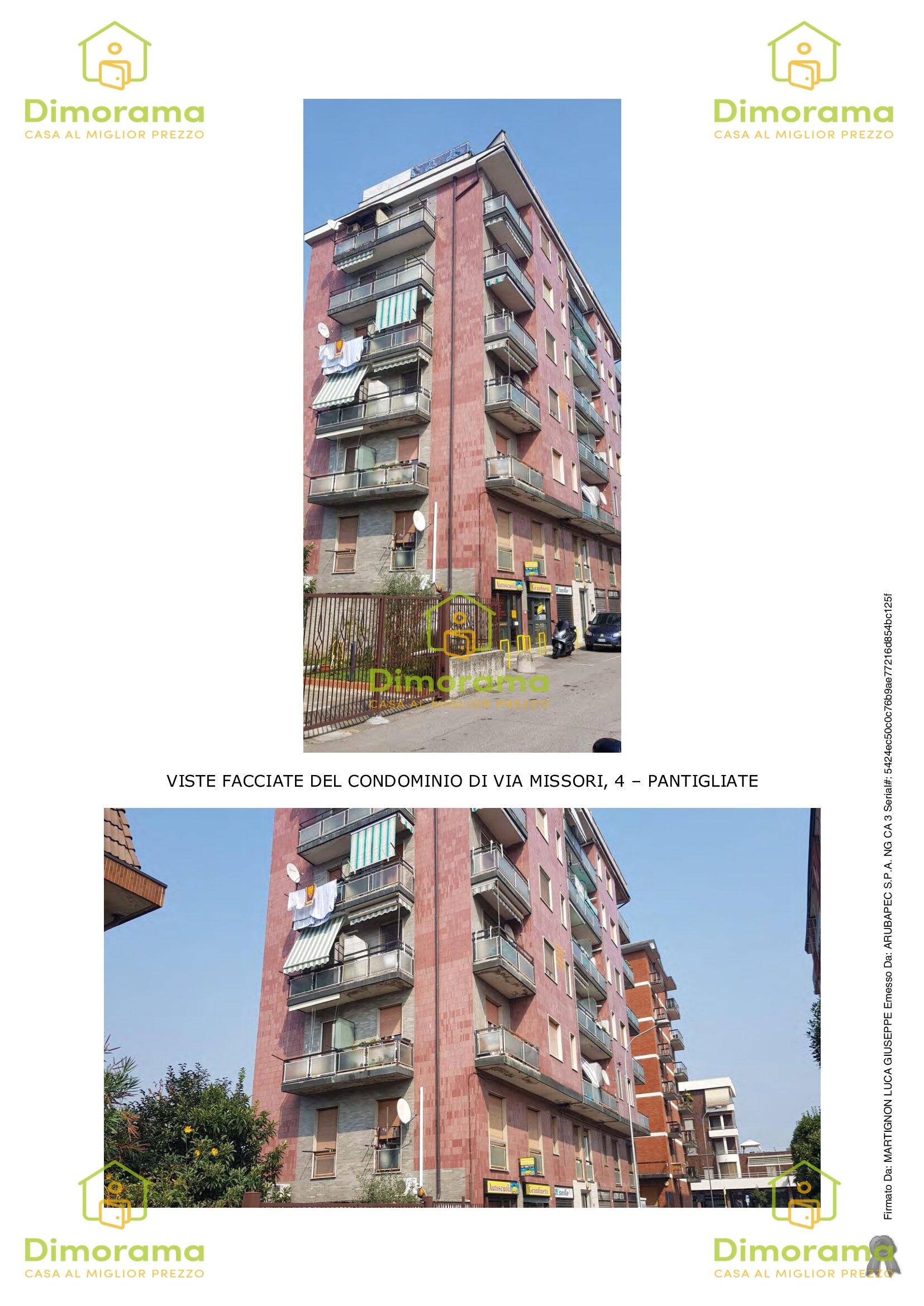 Appartamento in vendita Rif. 10552872