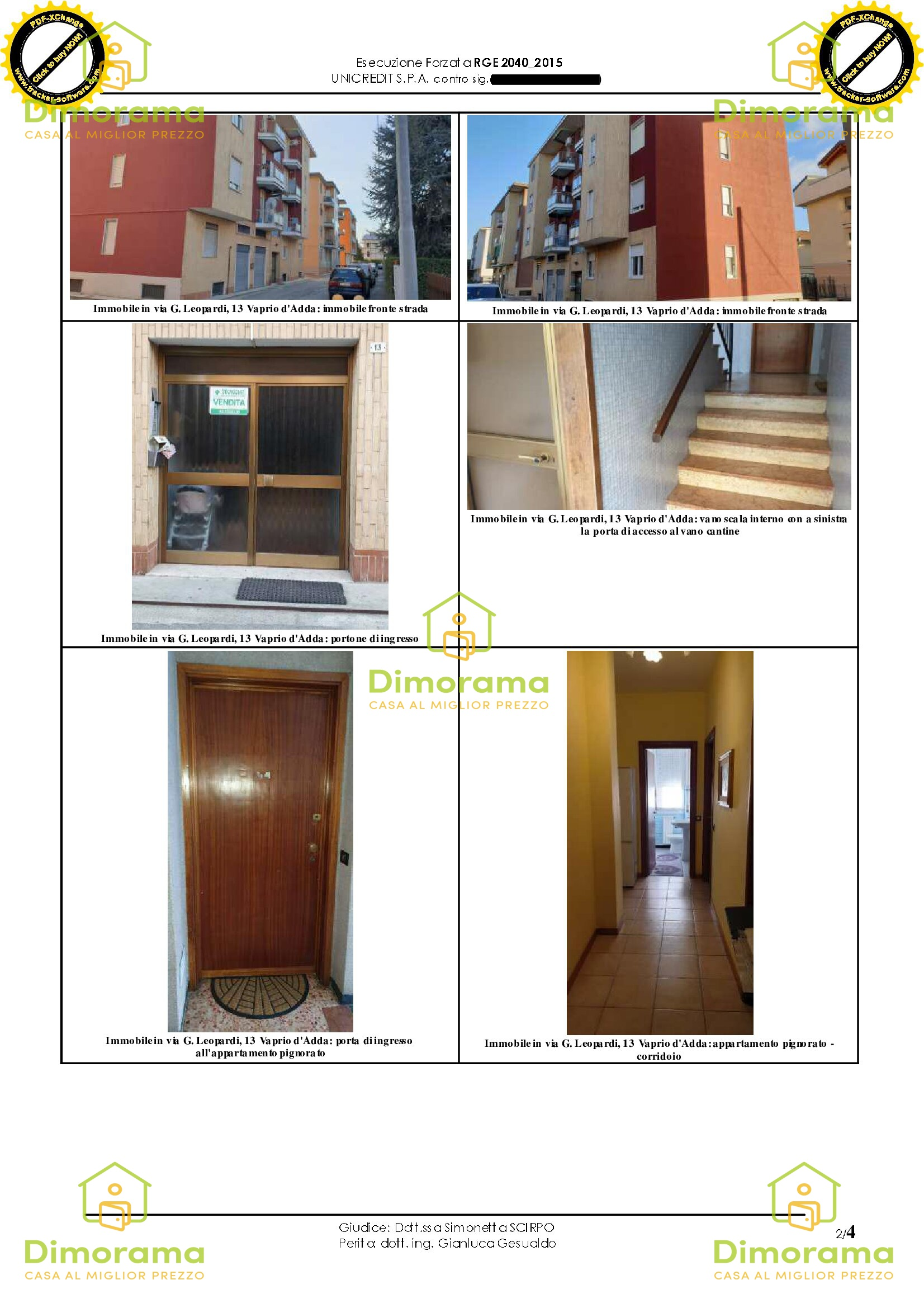 Appartamento in vendita Rif. 10552877