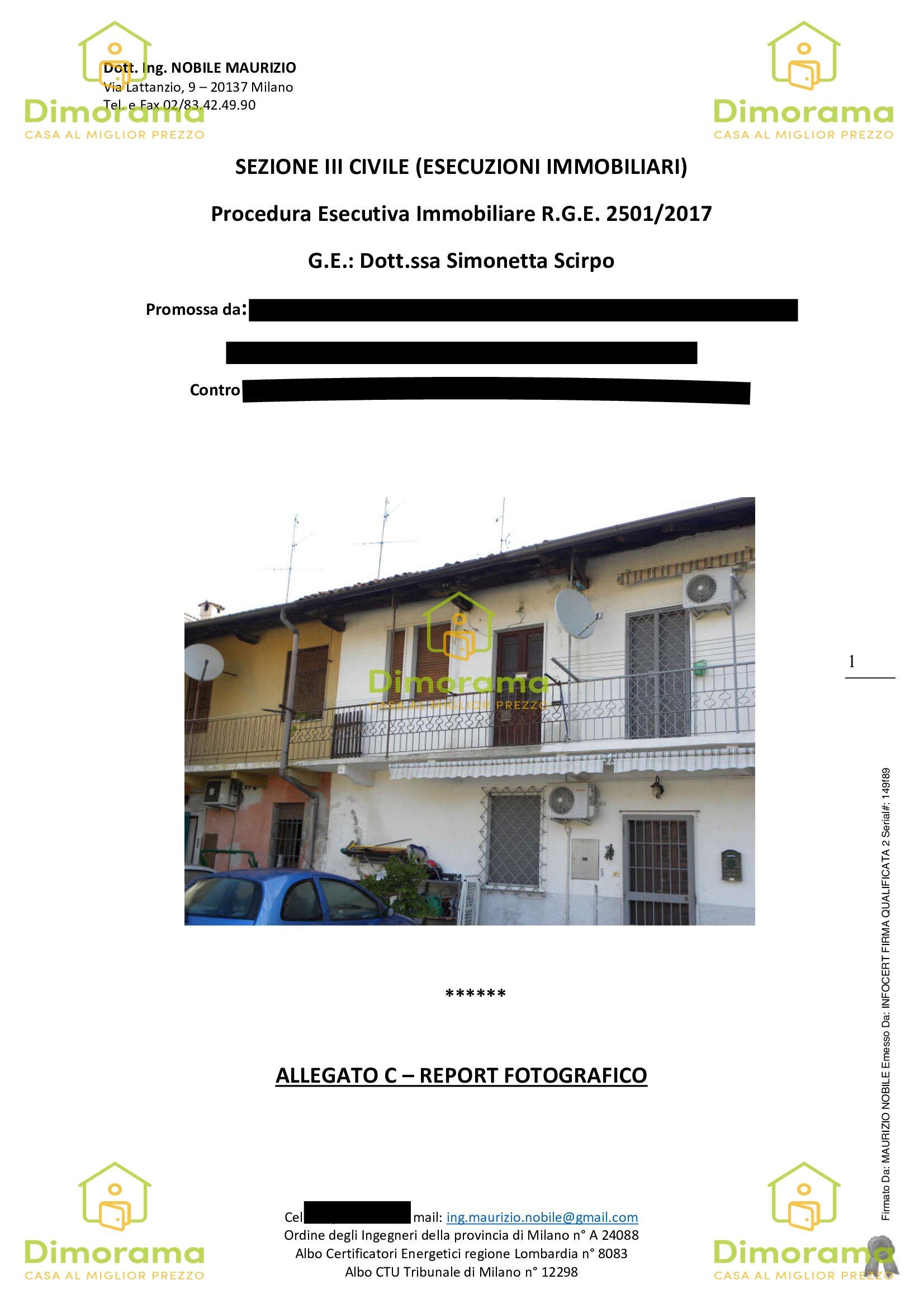 Appartamento in vendita Rif. 11273882