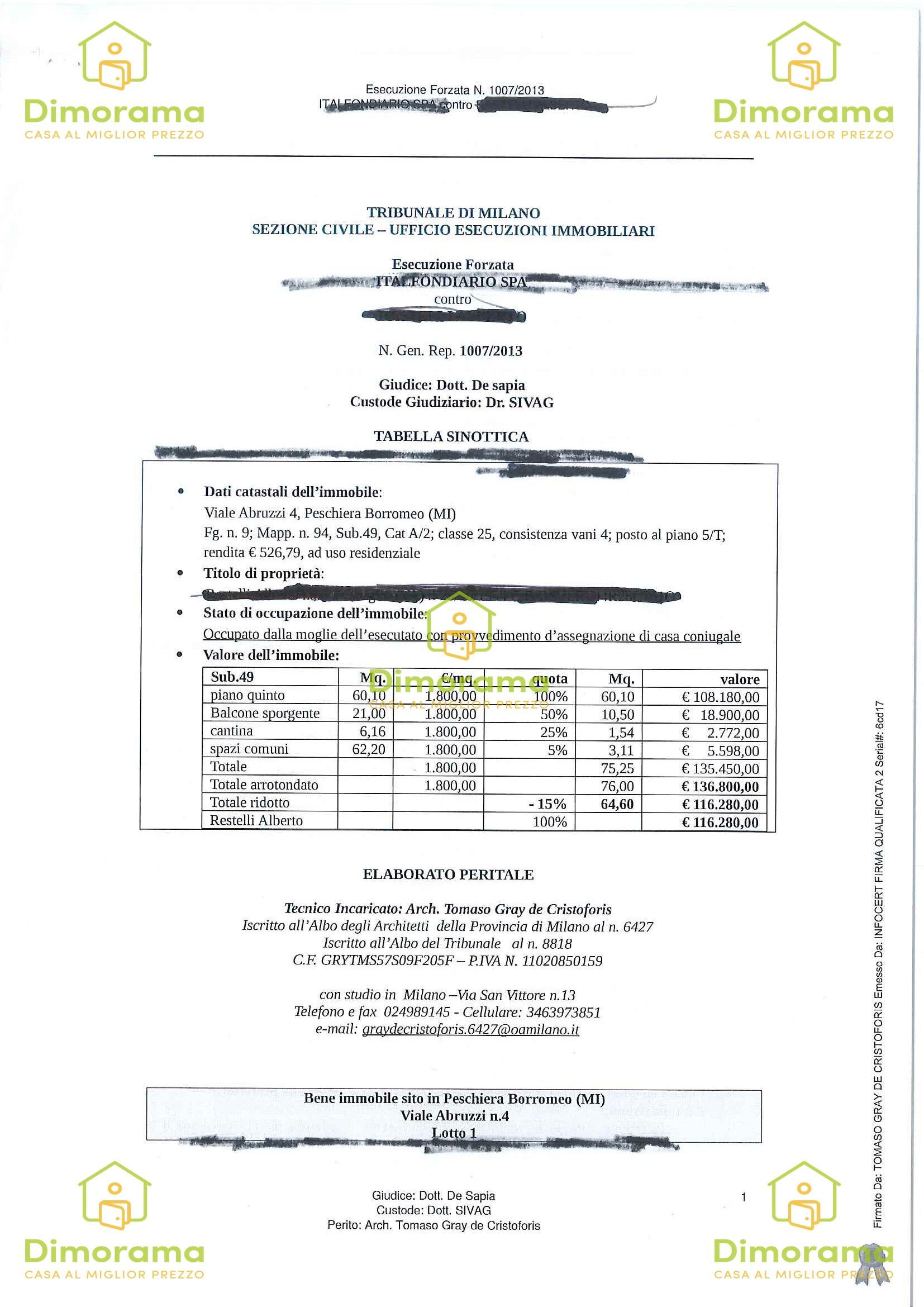 Appartamento in vendita Rif. 10552897