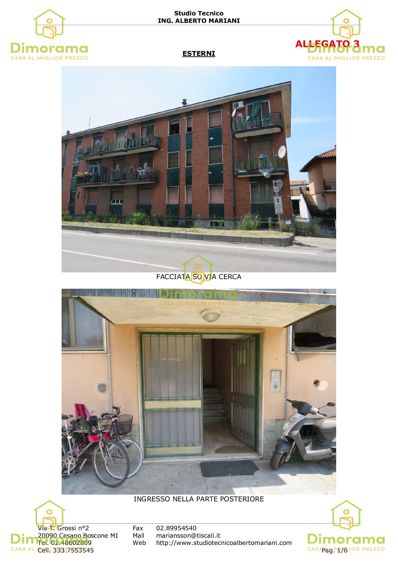 Appartamento in vendita Rif. 10552899