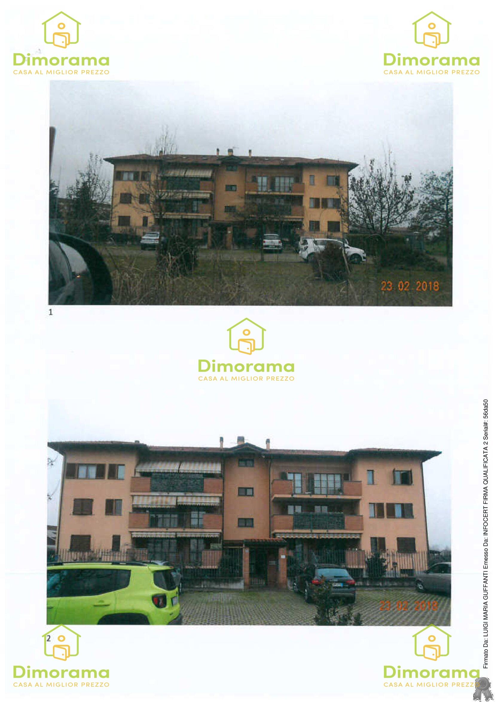 Appartamento in vendita Rif. 10630316