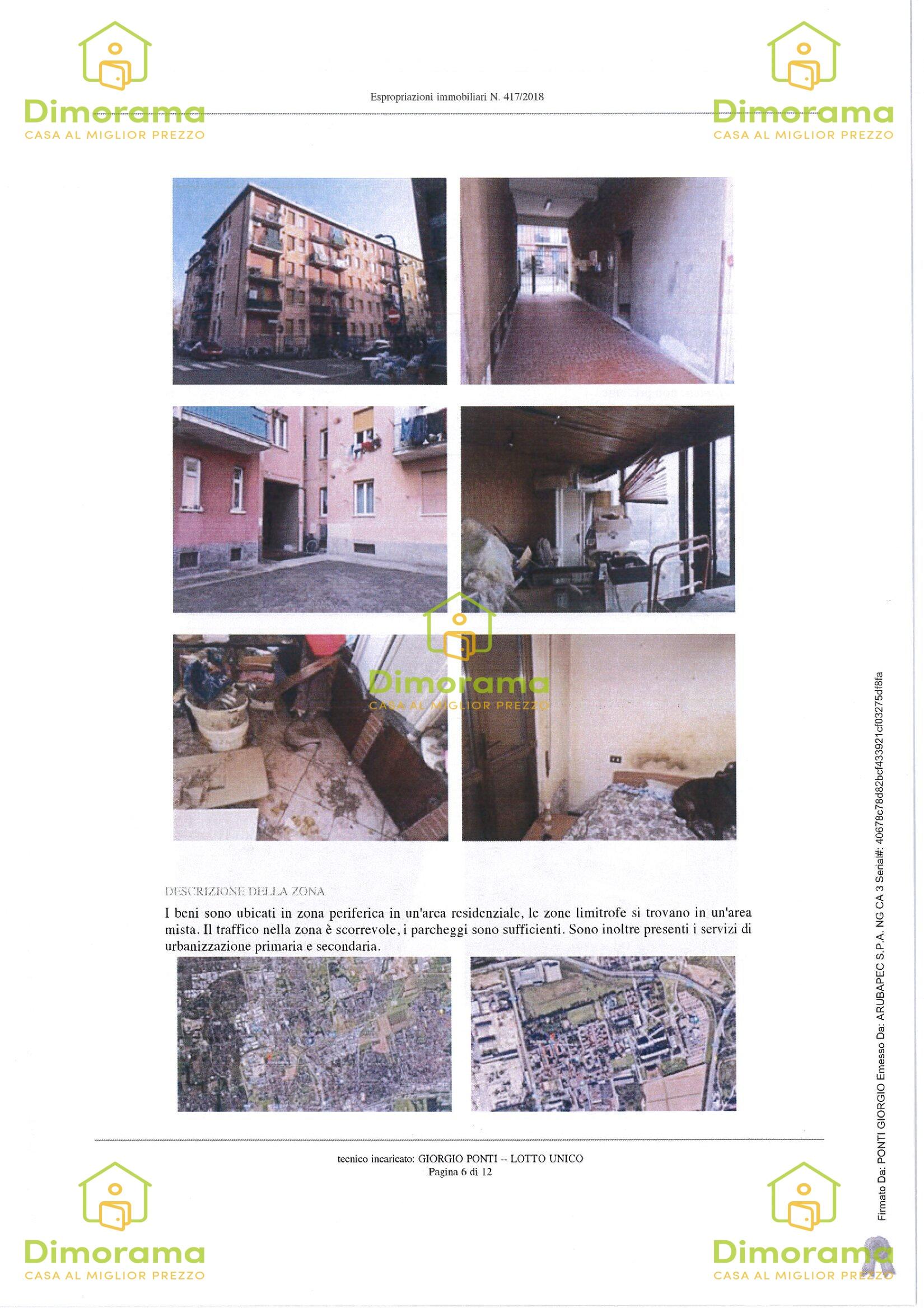 Appartamento in vendita Rif. 10630320