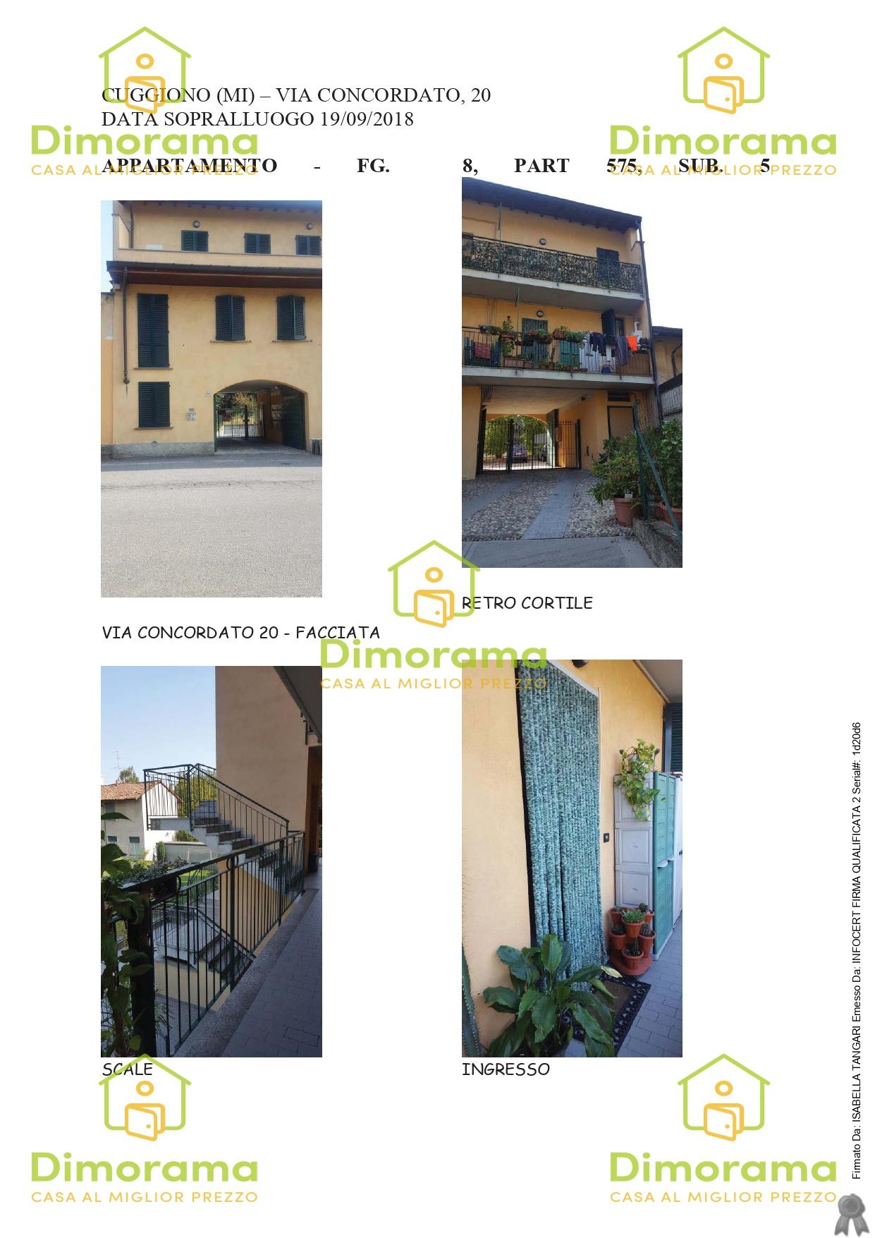 Appartamento in vendita Rif. 10630288
