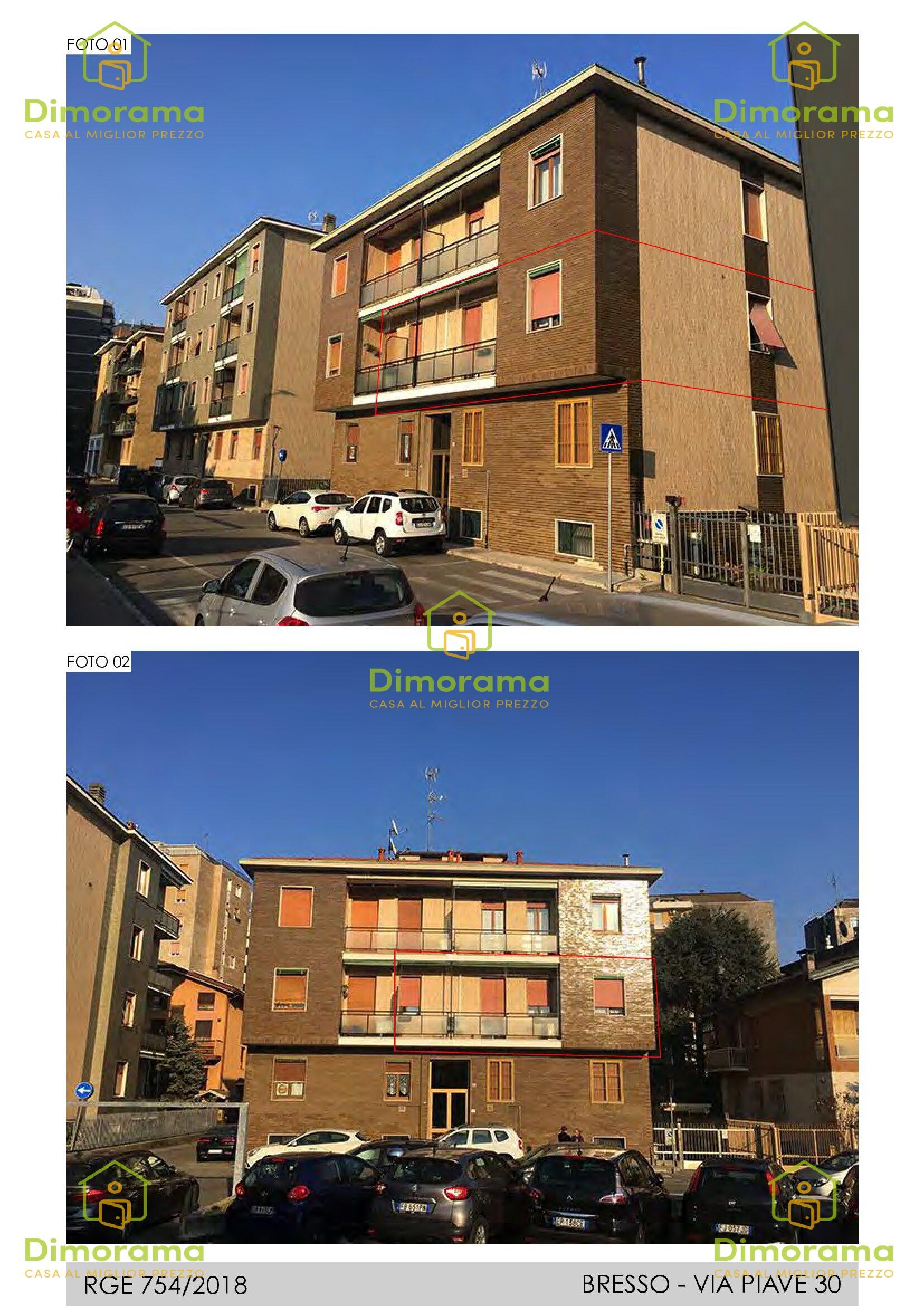 Appartamento in vendita Rif. 10723820
