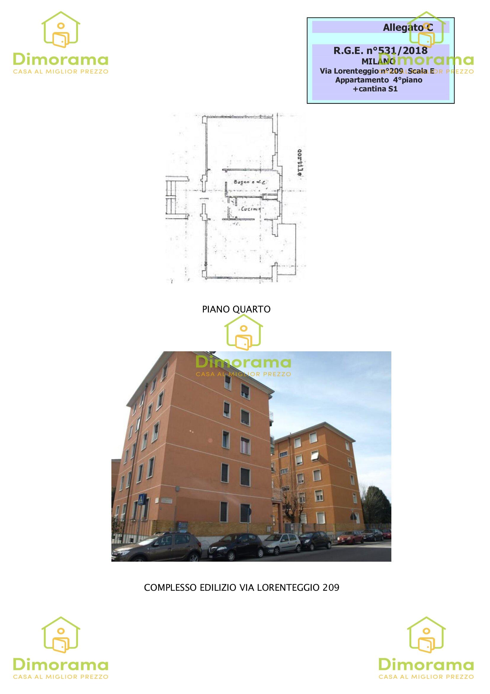 Appartamento in vendita Rif. 10723821