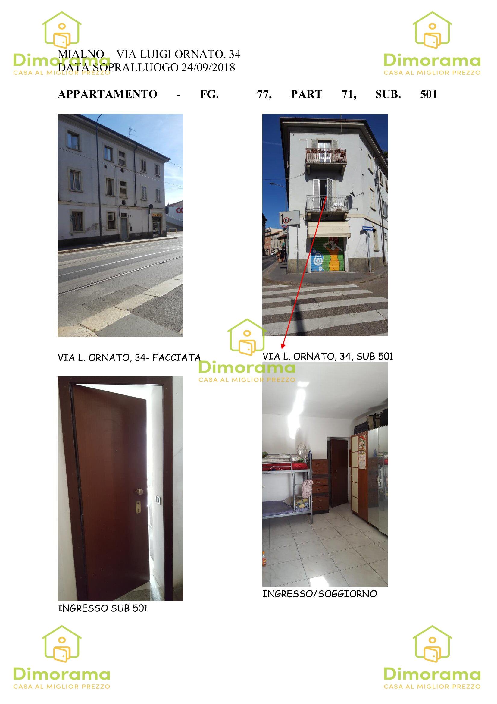 Appartamento in vendita Rif. 10723822