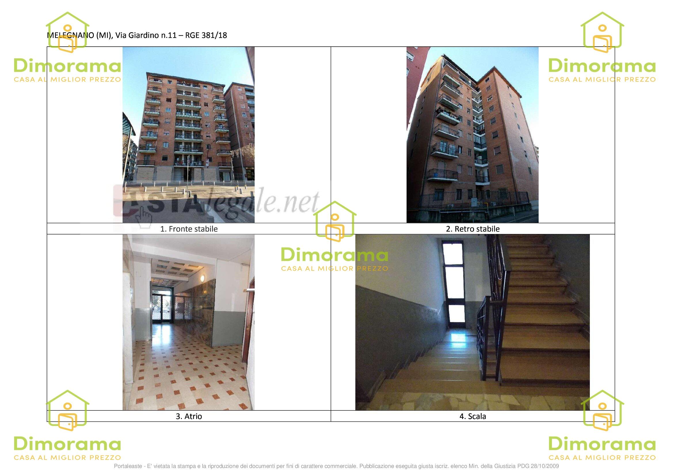 Appartamento in vendita Rif. 10762214