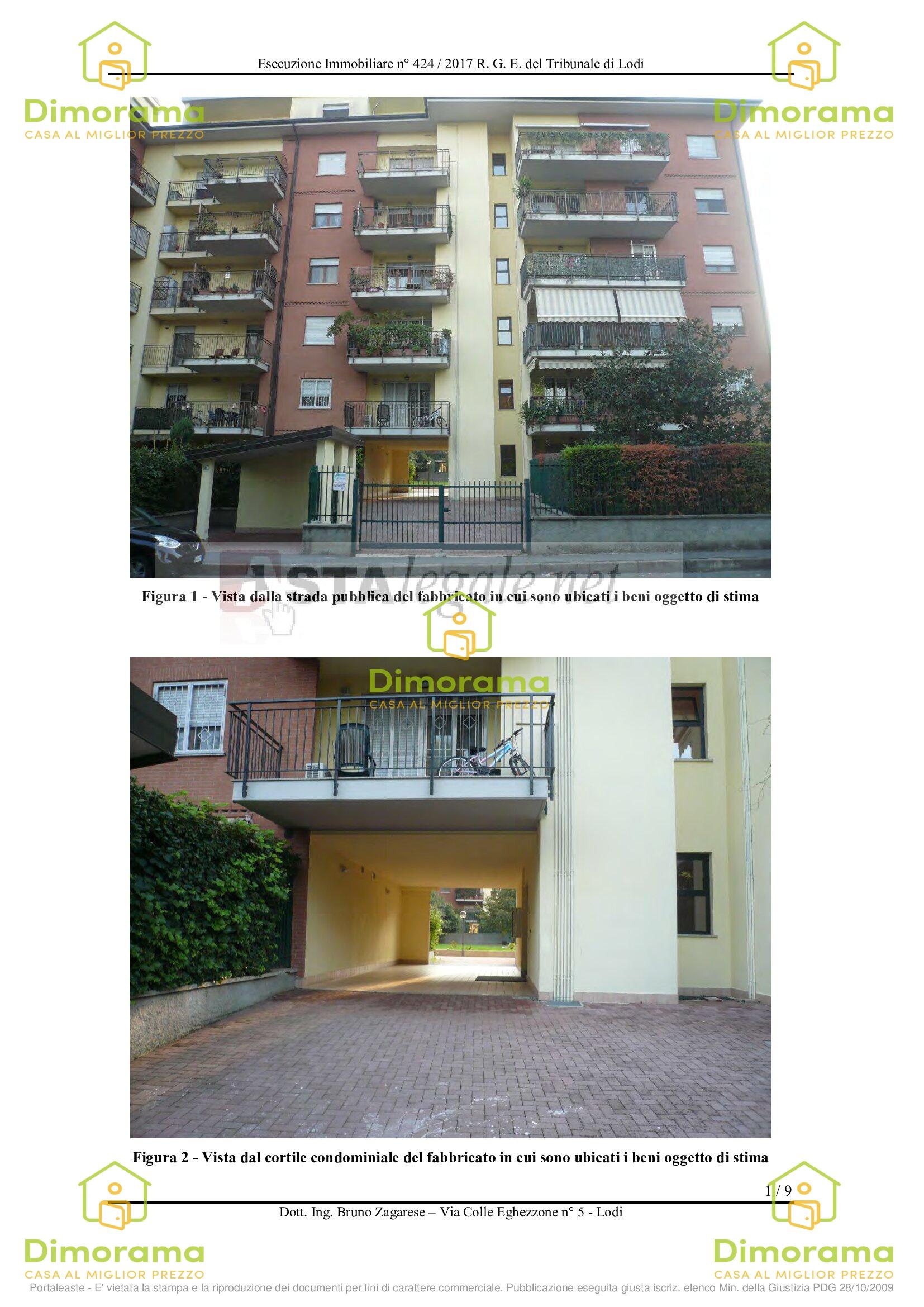 Appartamento in vendita Rif. 10780318