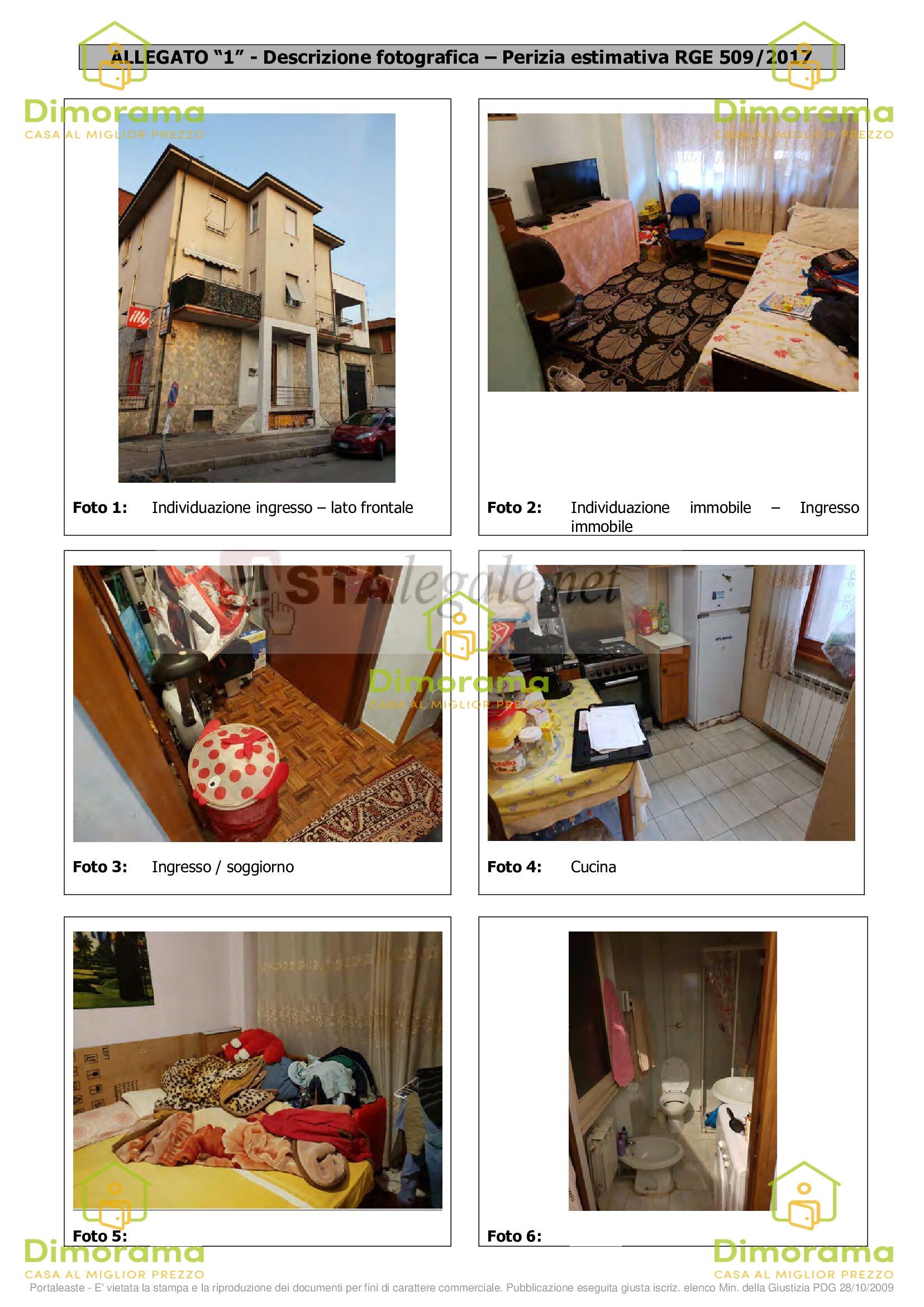 Appartamento in vendita Rif. 10780320