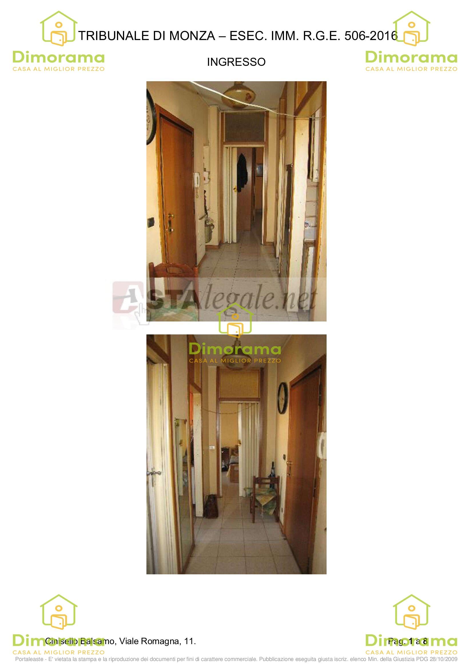Appartamento in vendita Rif. 10780329