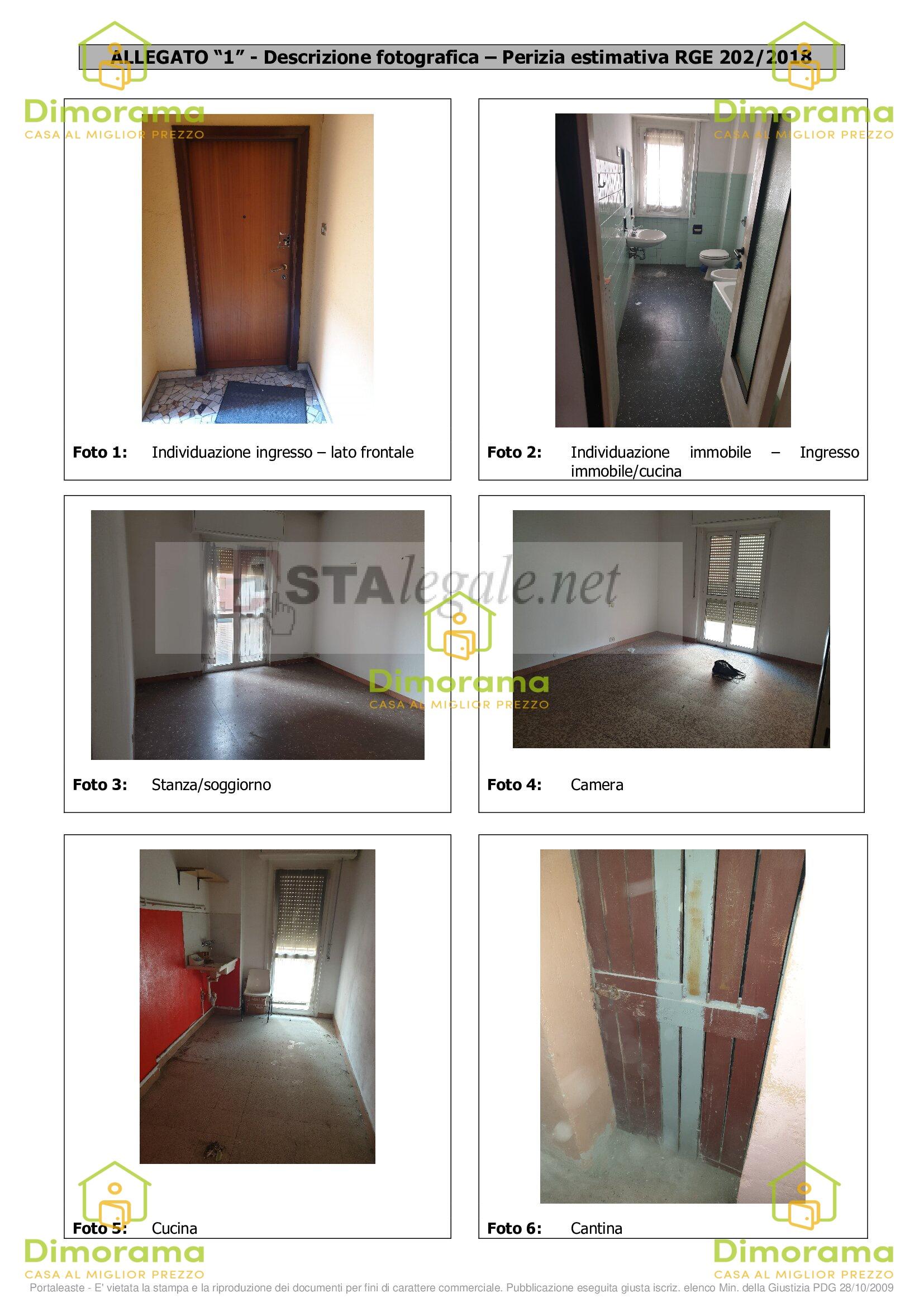 Appartamento in vendita Rif. 10824342
