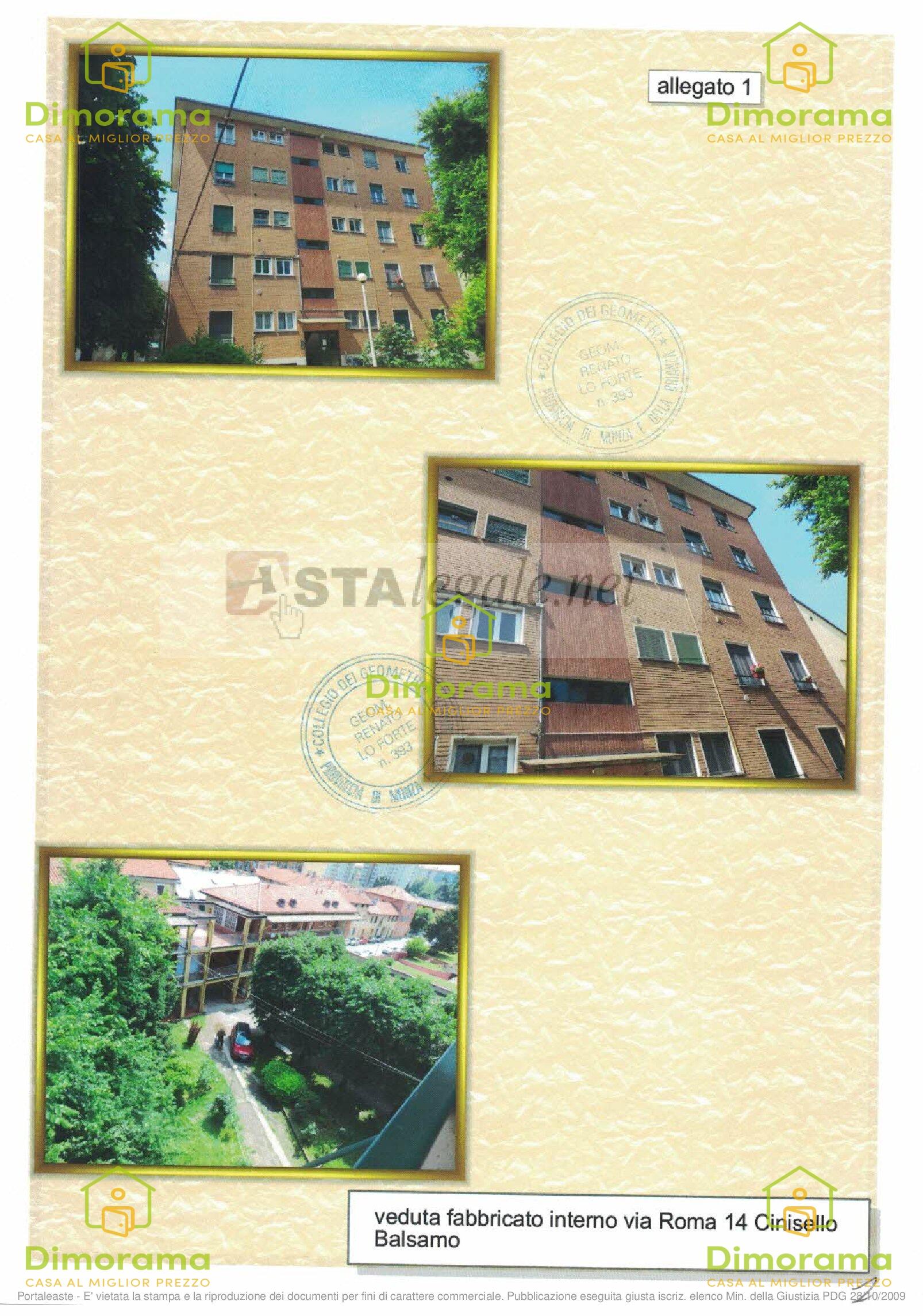 Appartamento in vendita Rif. 10824346