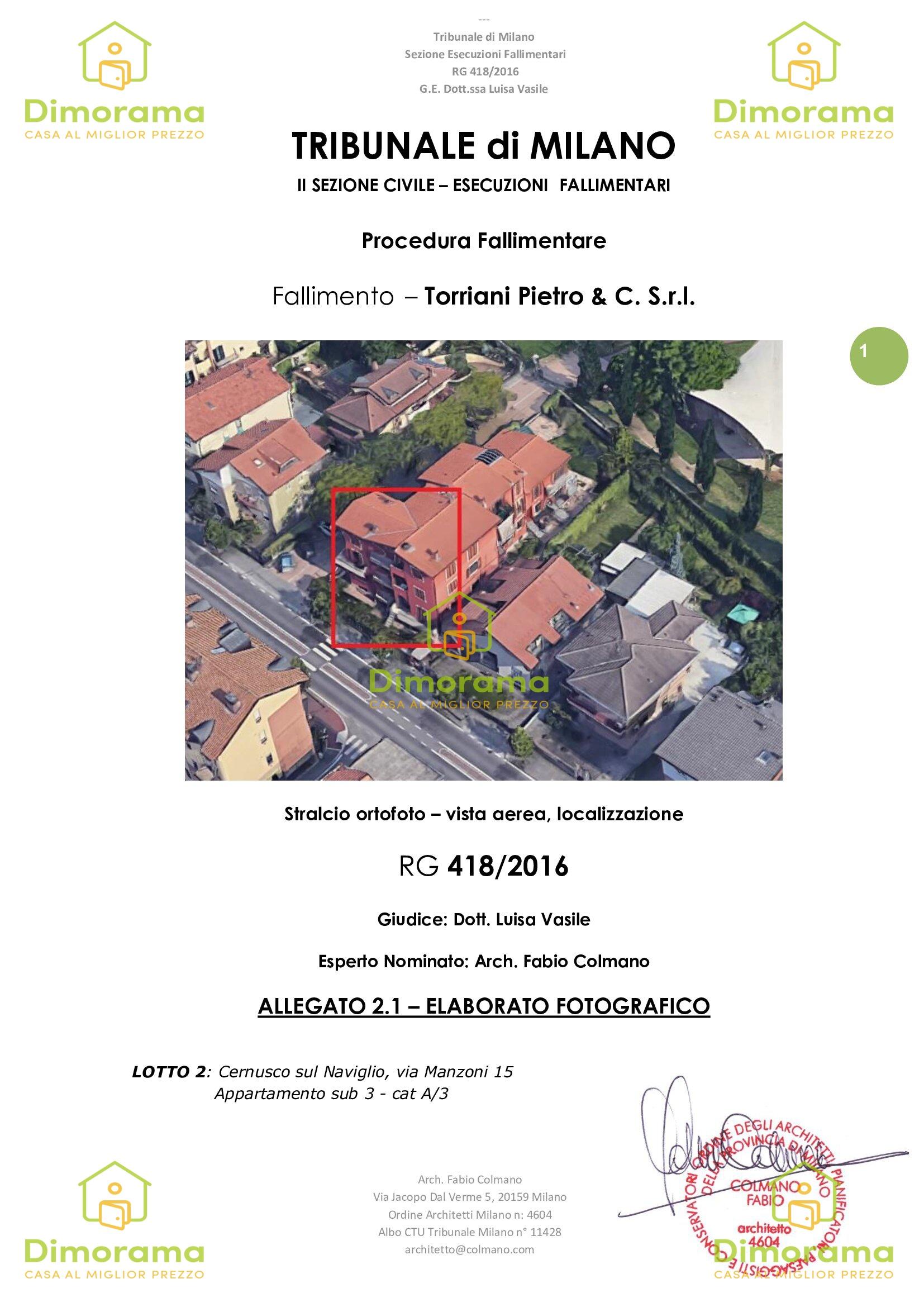 Appartamento in vendita Rif. 11510444