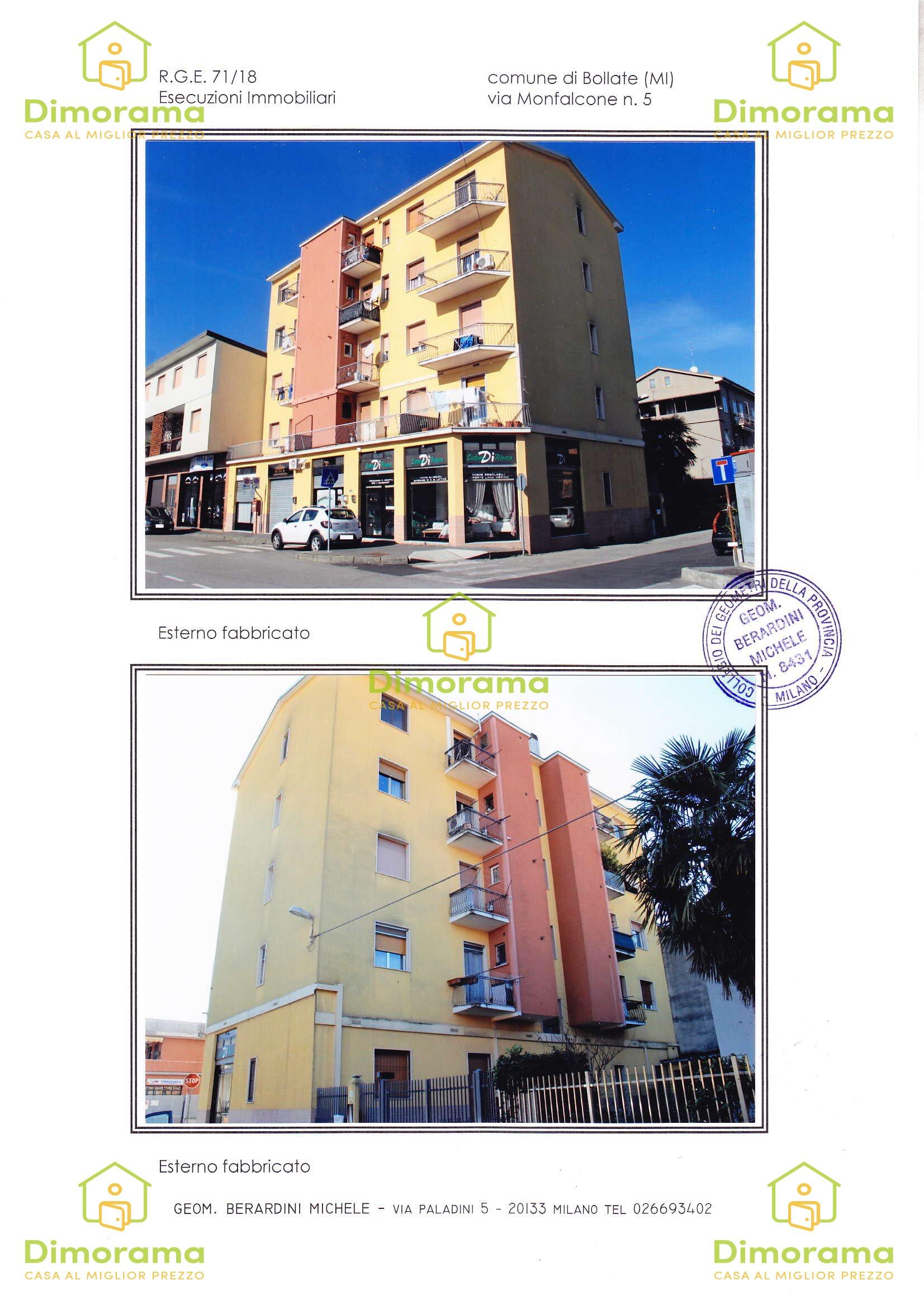 Appartamento in vendita Rif. 12022157