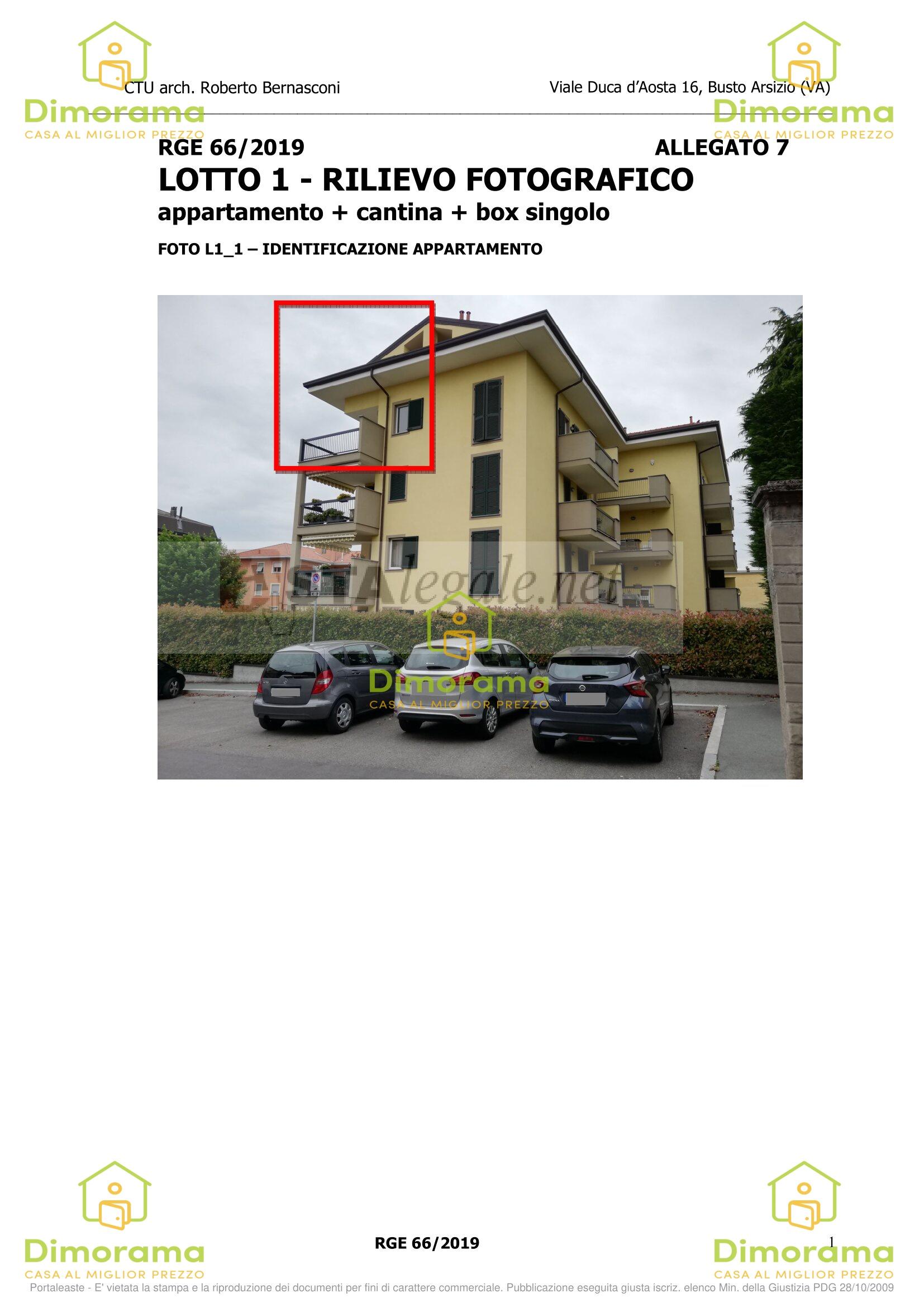 Appartamento in vendita Rif. 11780538