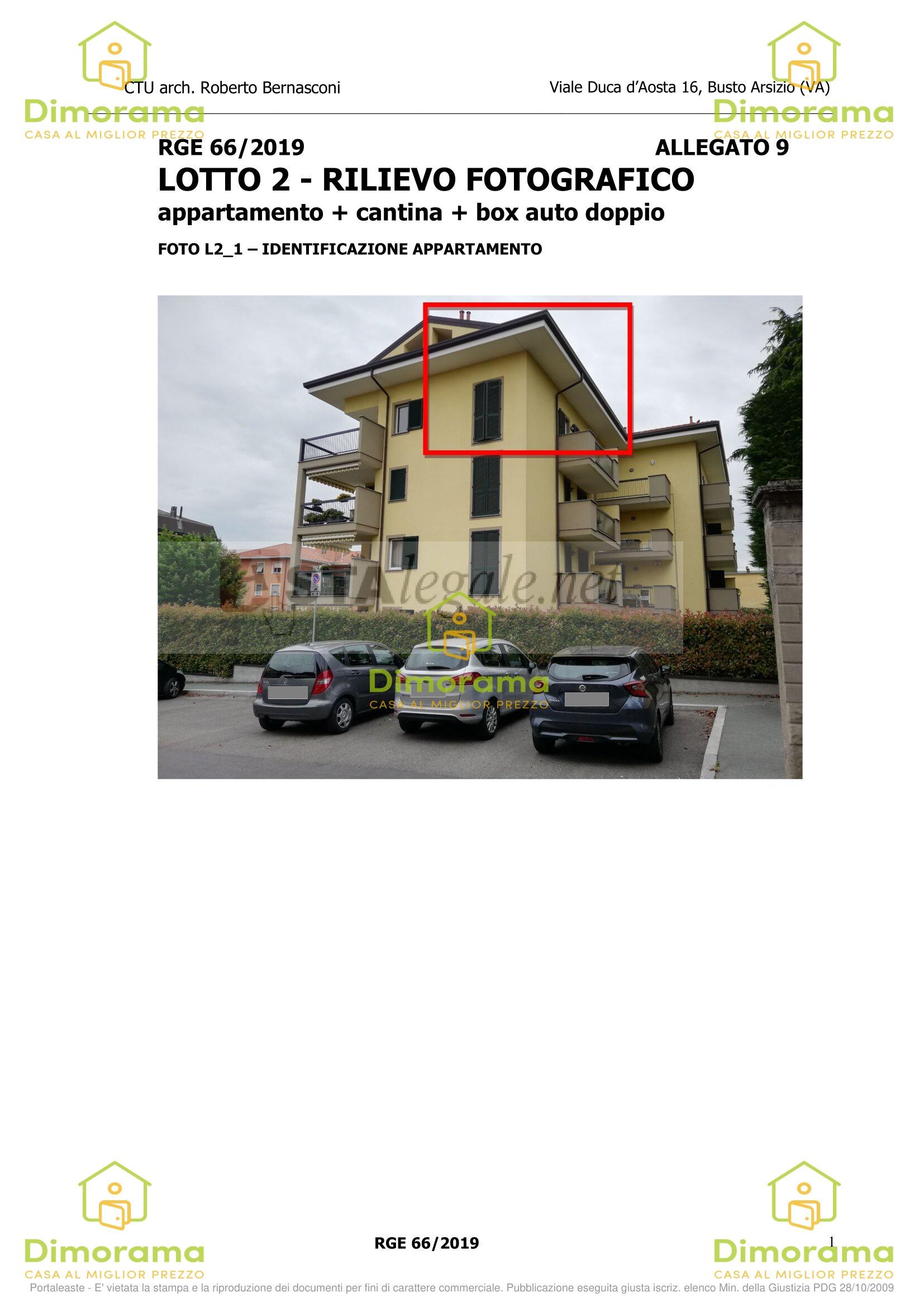 Appartamento in vendita Rif. 11780539