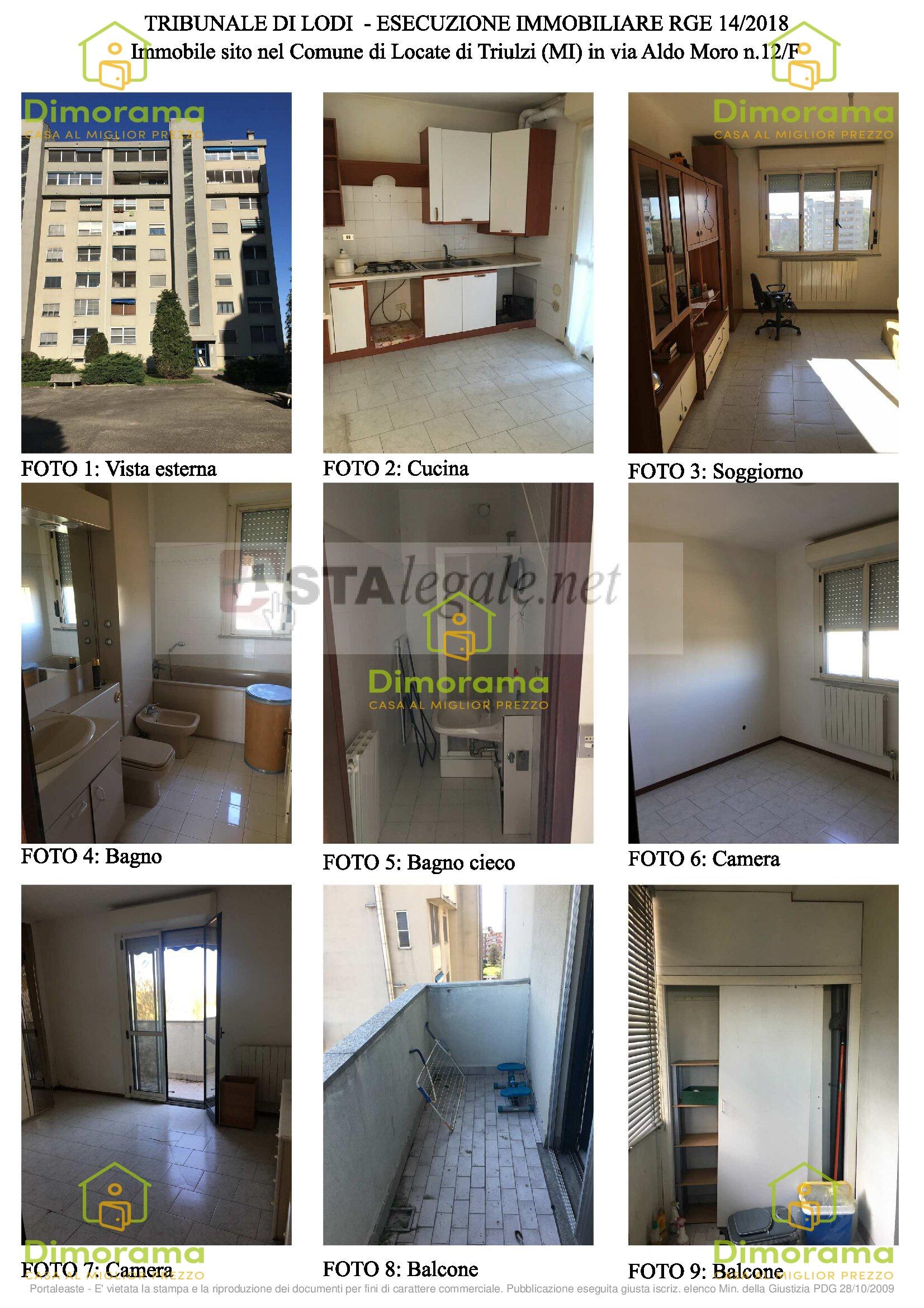 Appartamento in vendita Rif. 11071653