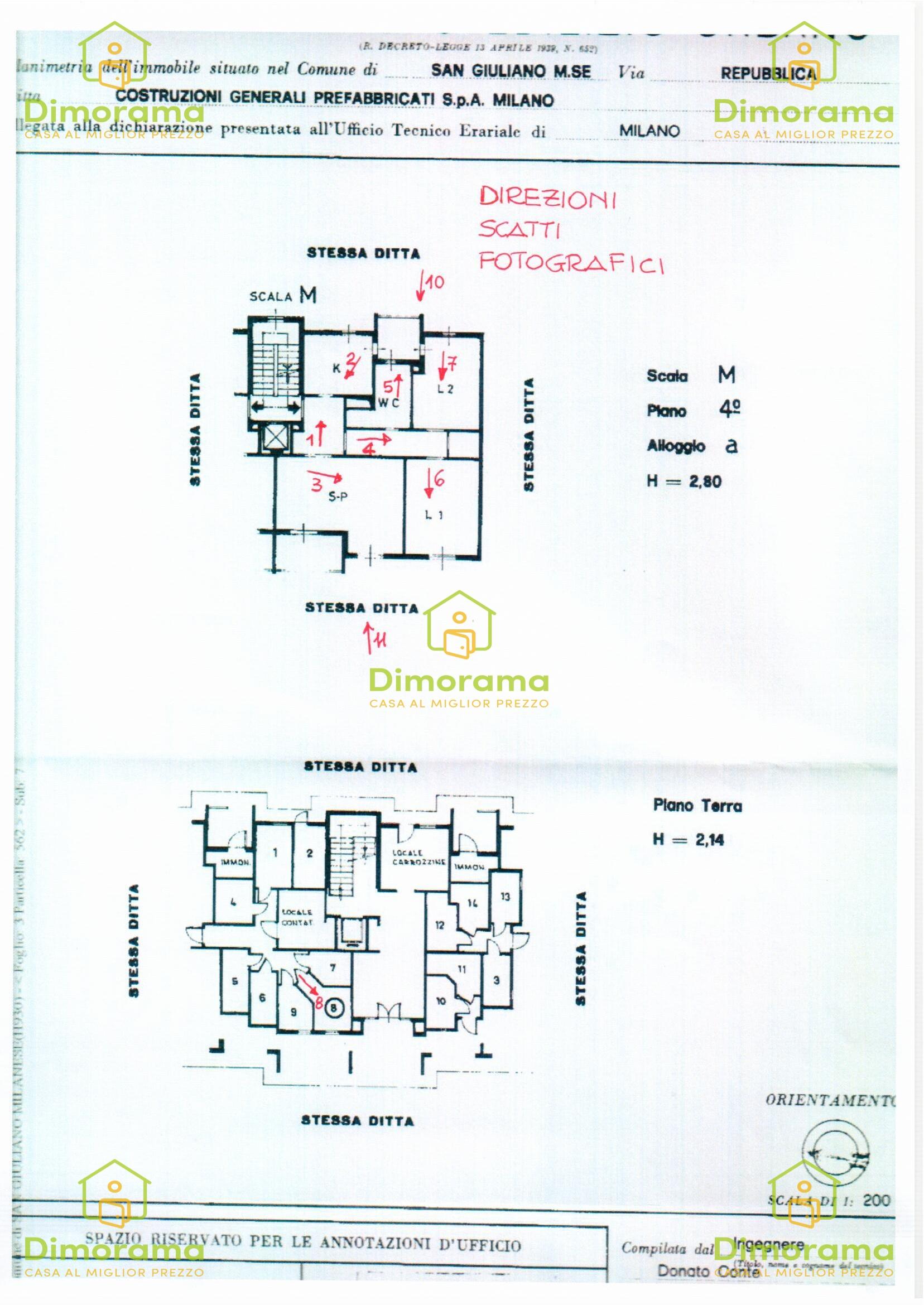 Appartamento in vendita Rif. 11084909