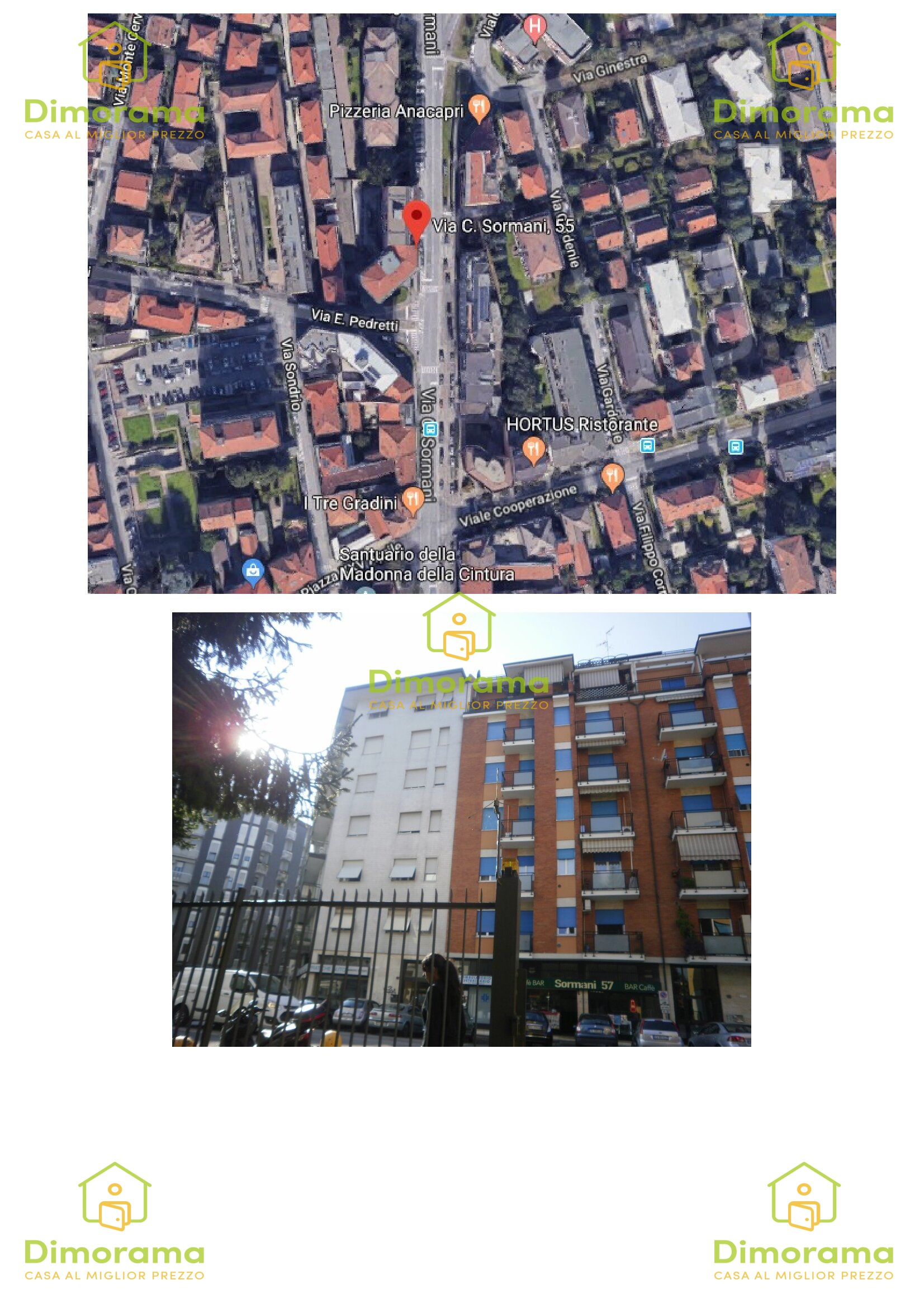 Appartamento in vendita Rif. 11108498