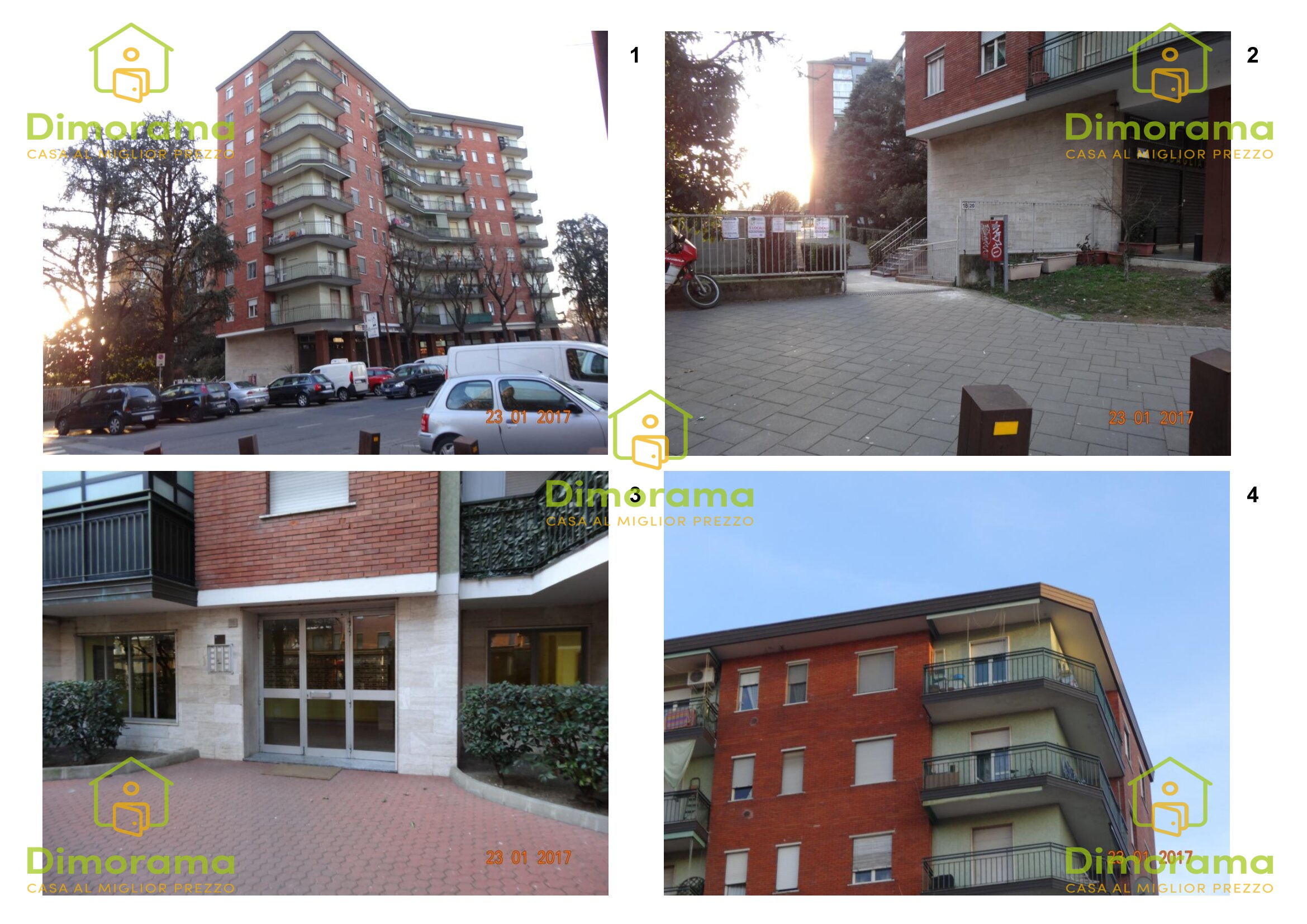 Appartamento in vendita Rif. 11124696