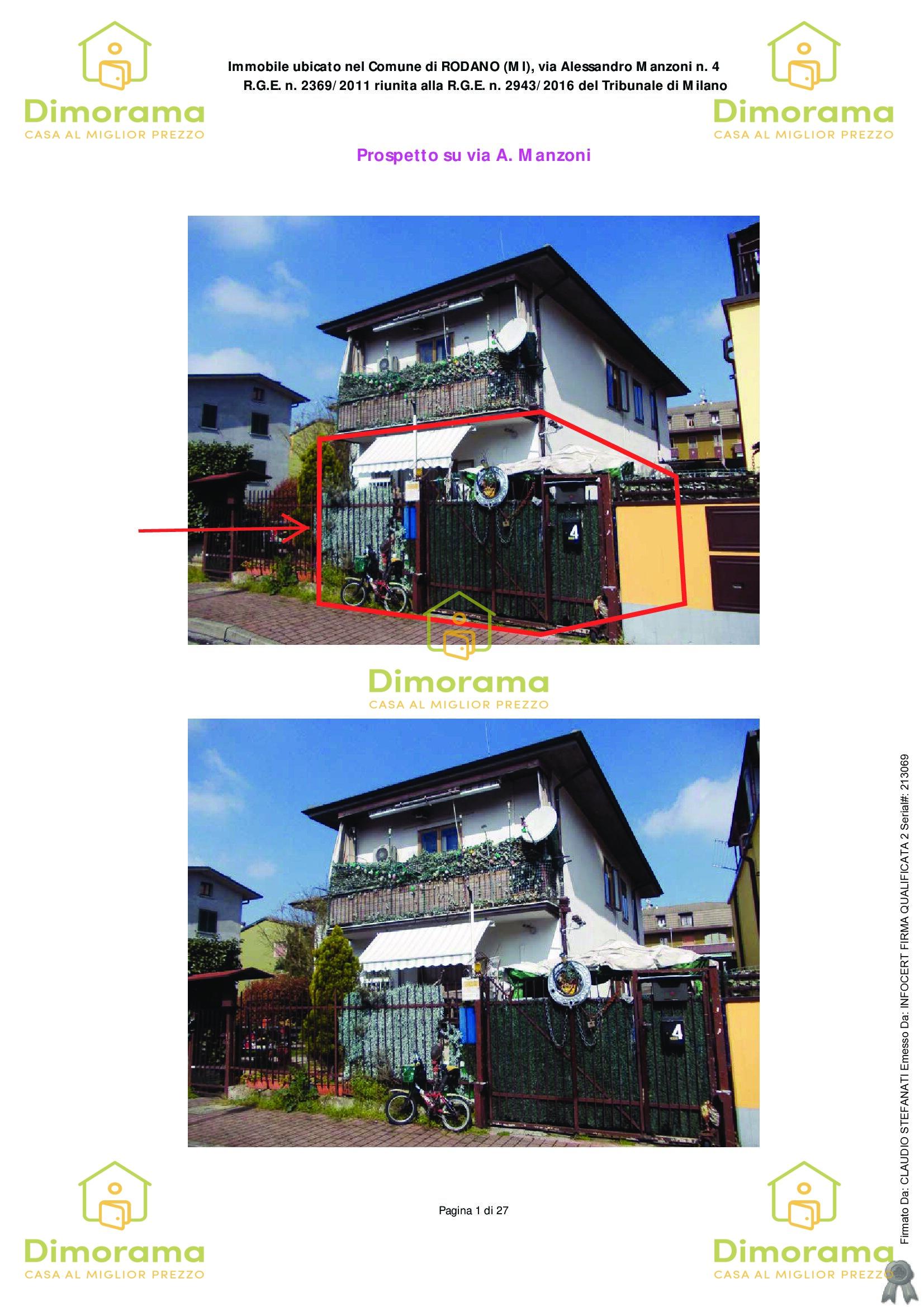Appartamento in vendita Rif. 11865292