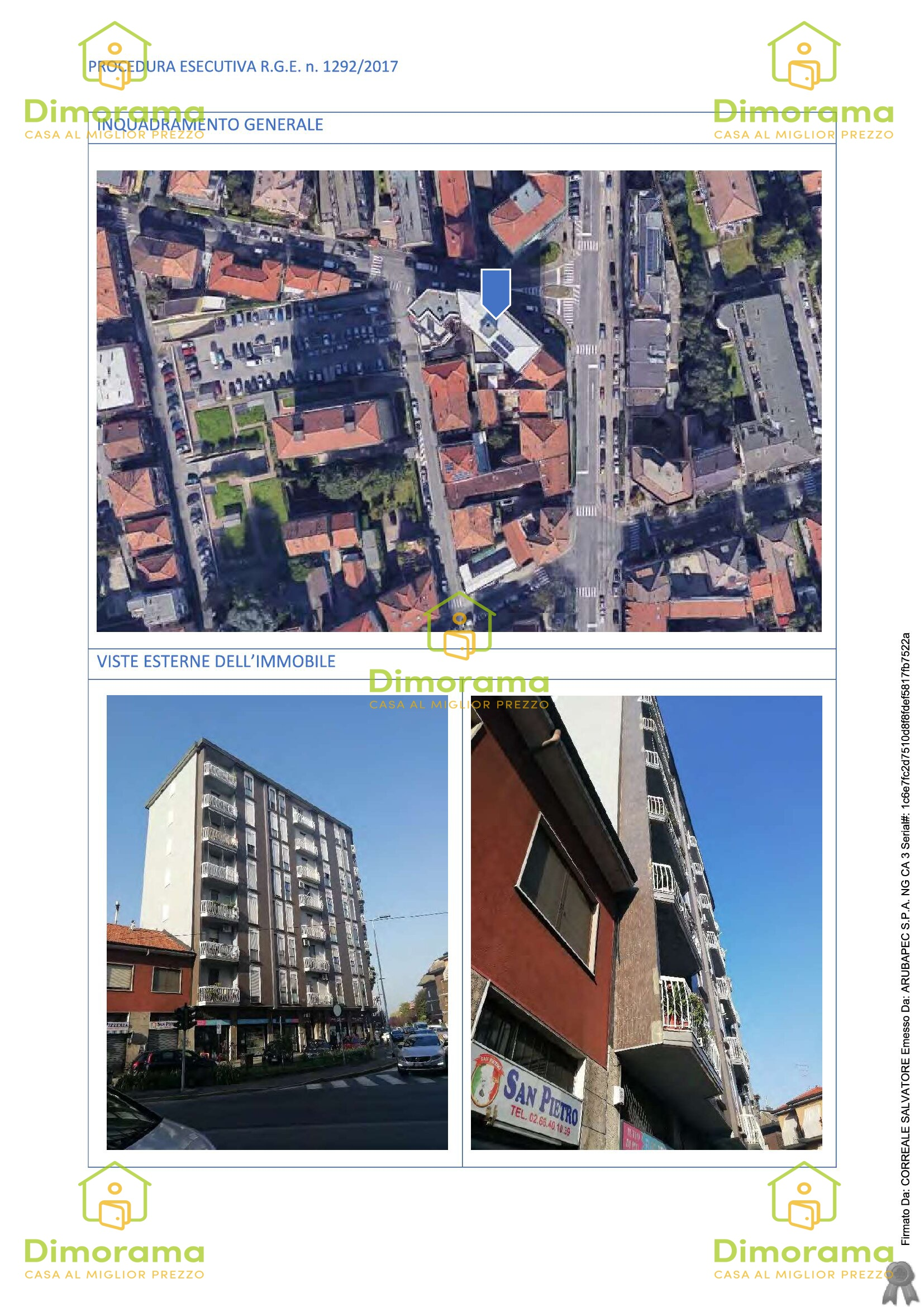 Appartamento in vendita Rif. 11364187