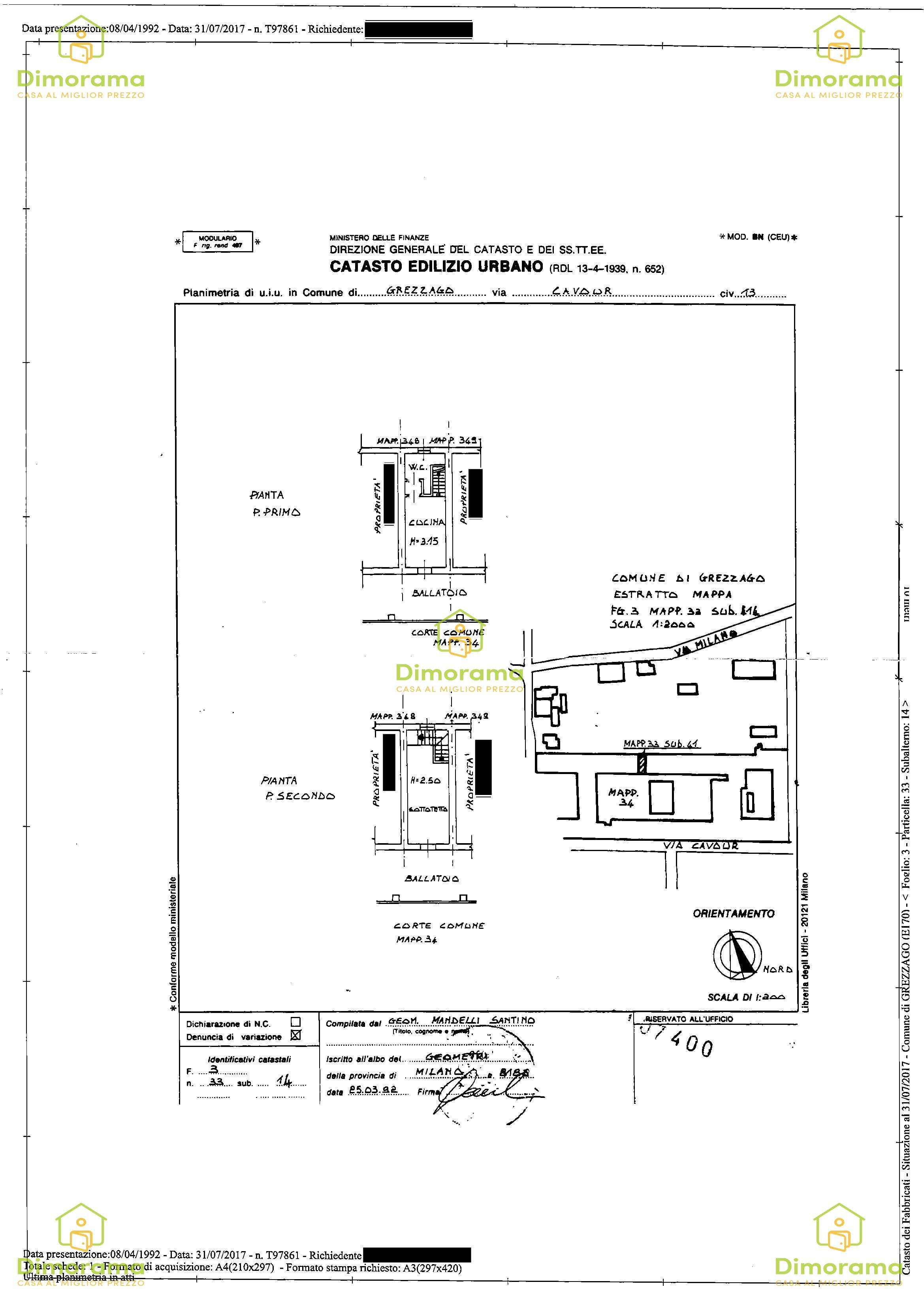 Appartamento in vendita Rif. 11399479