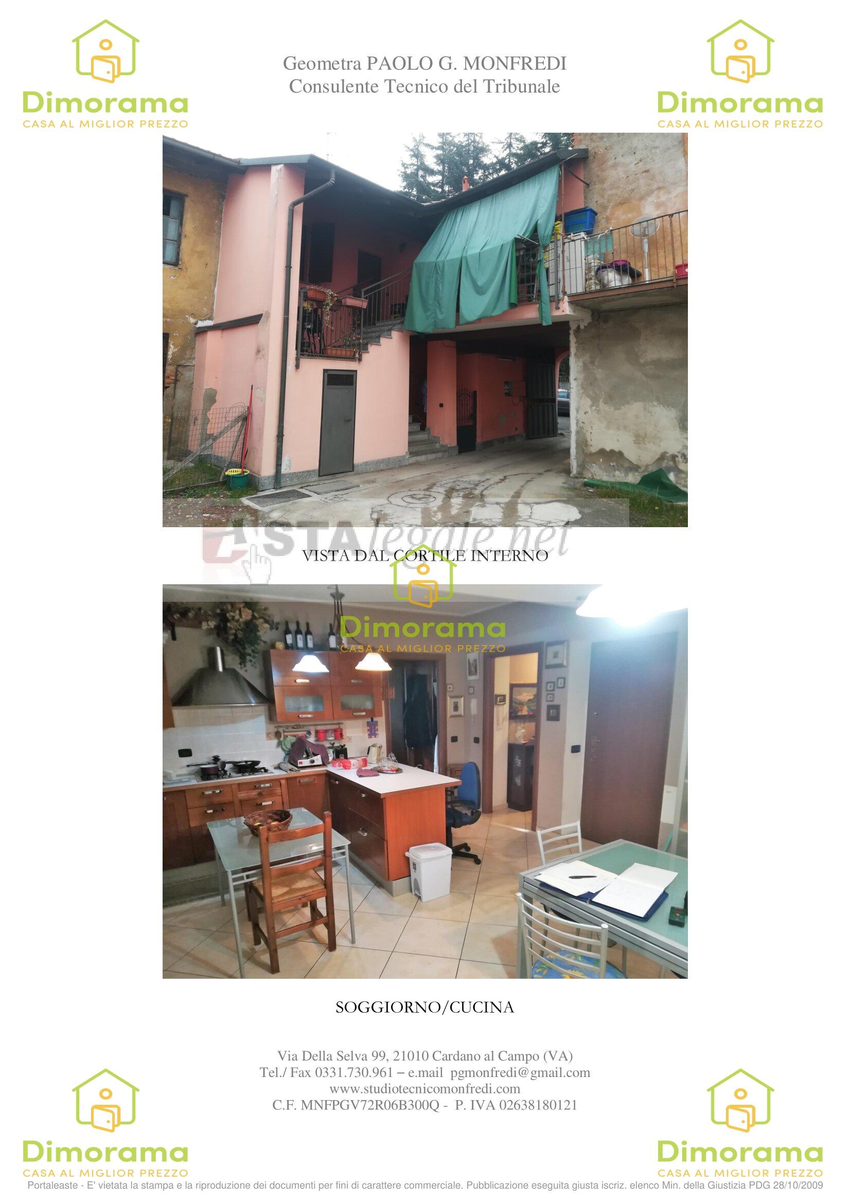 Appartamento in vendita Rif. 11465420