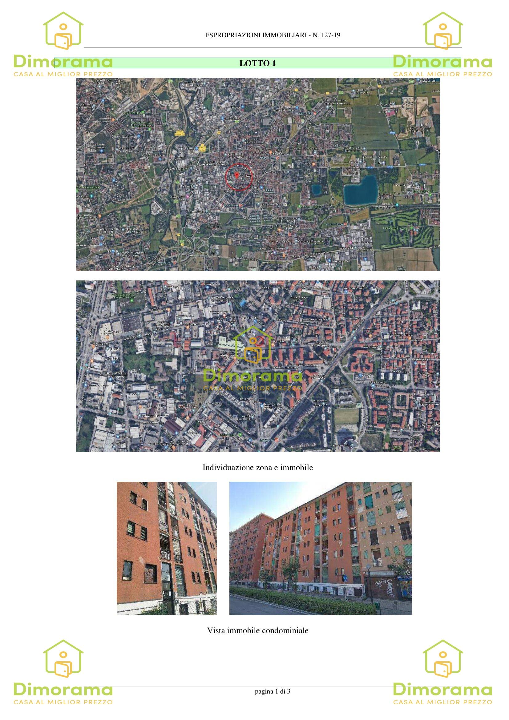 Appartamento in vendita Rif. 11492574