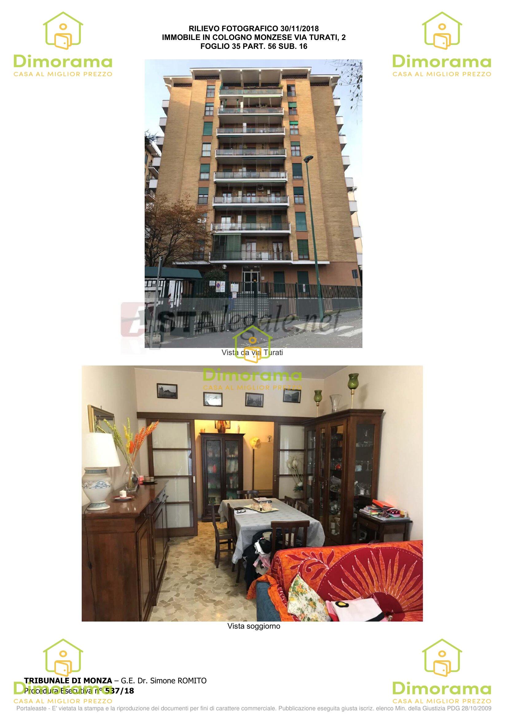 Appartamento in vendita Rif. 11604142