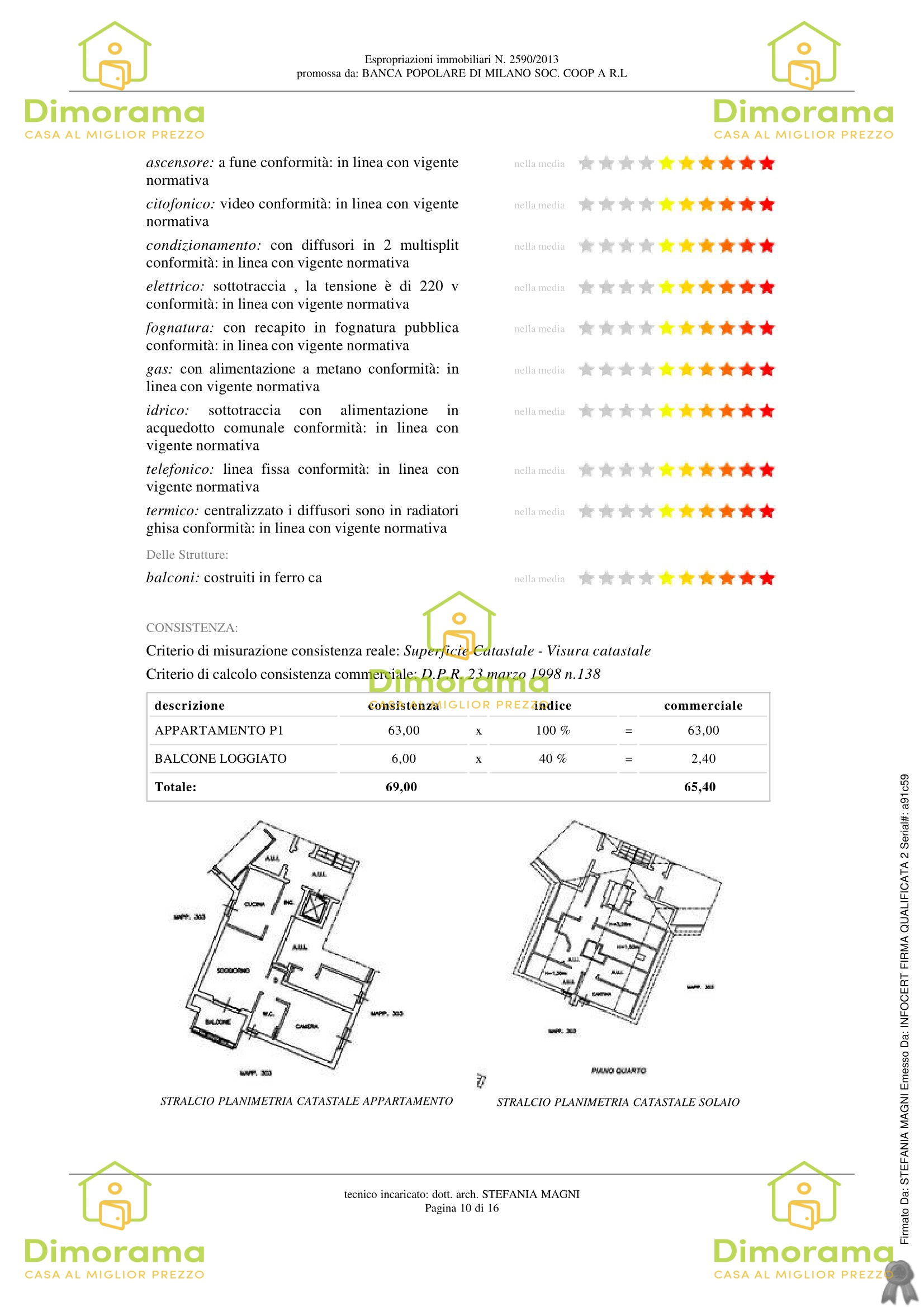 Appartamento in vendita Rif. 11614716