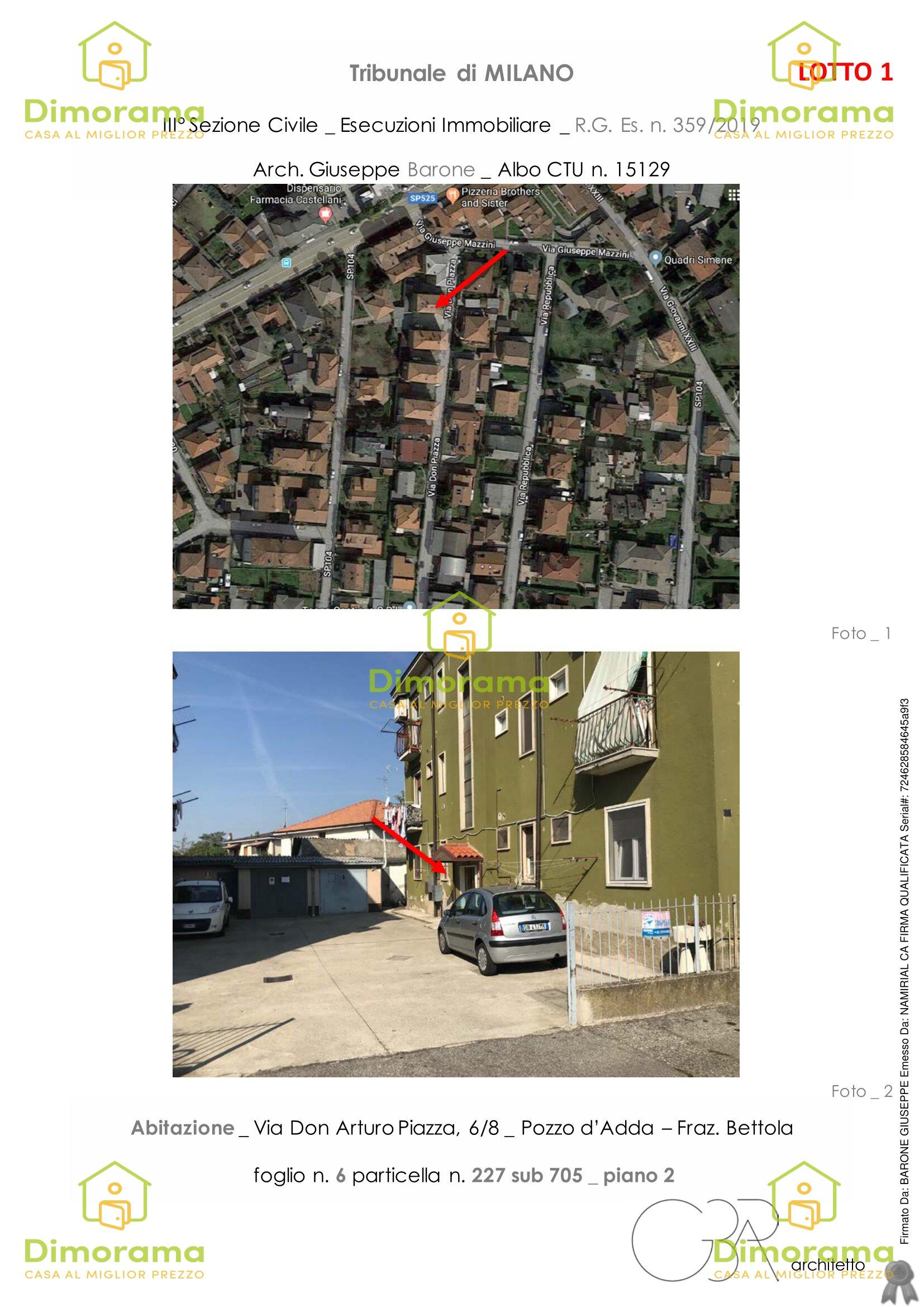 Appartamento in vendita Rif. 11787014