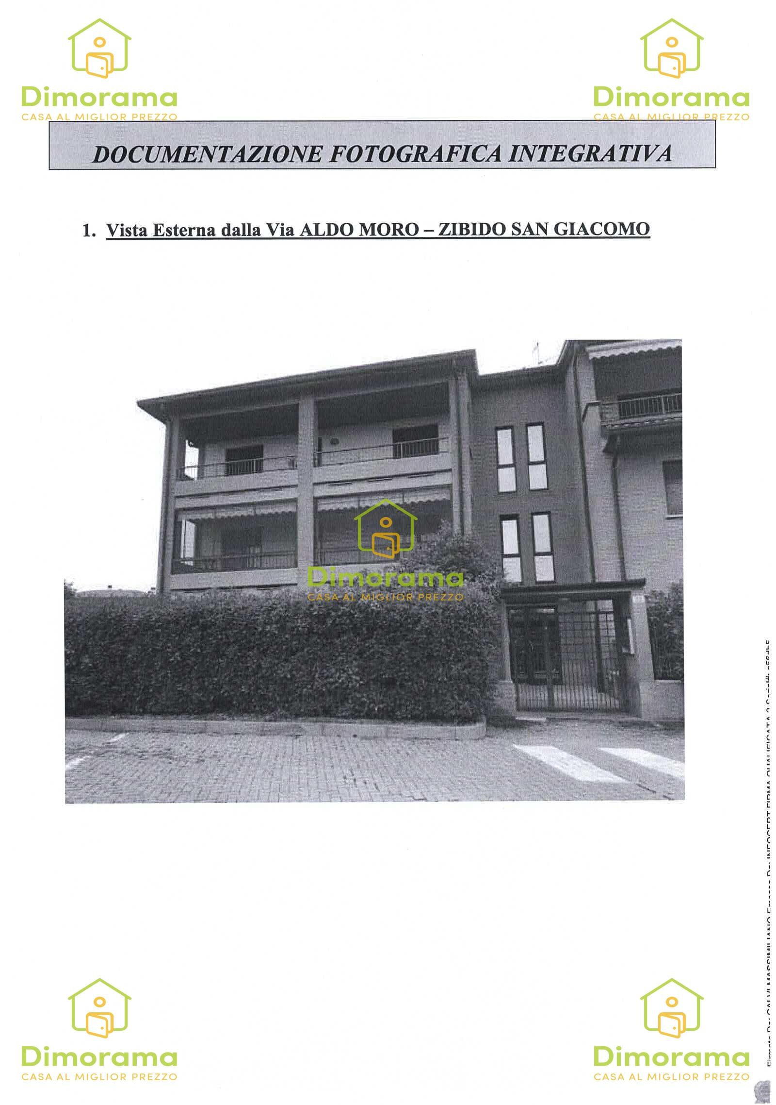 Appartamento, Frazione Moirago, Via Aldo Moro 22, 0, Vendita - Zibido San Giacomo