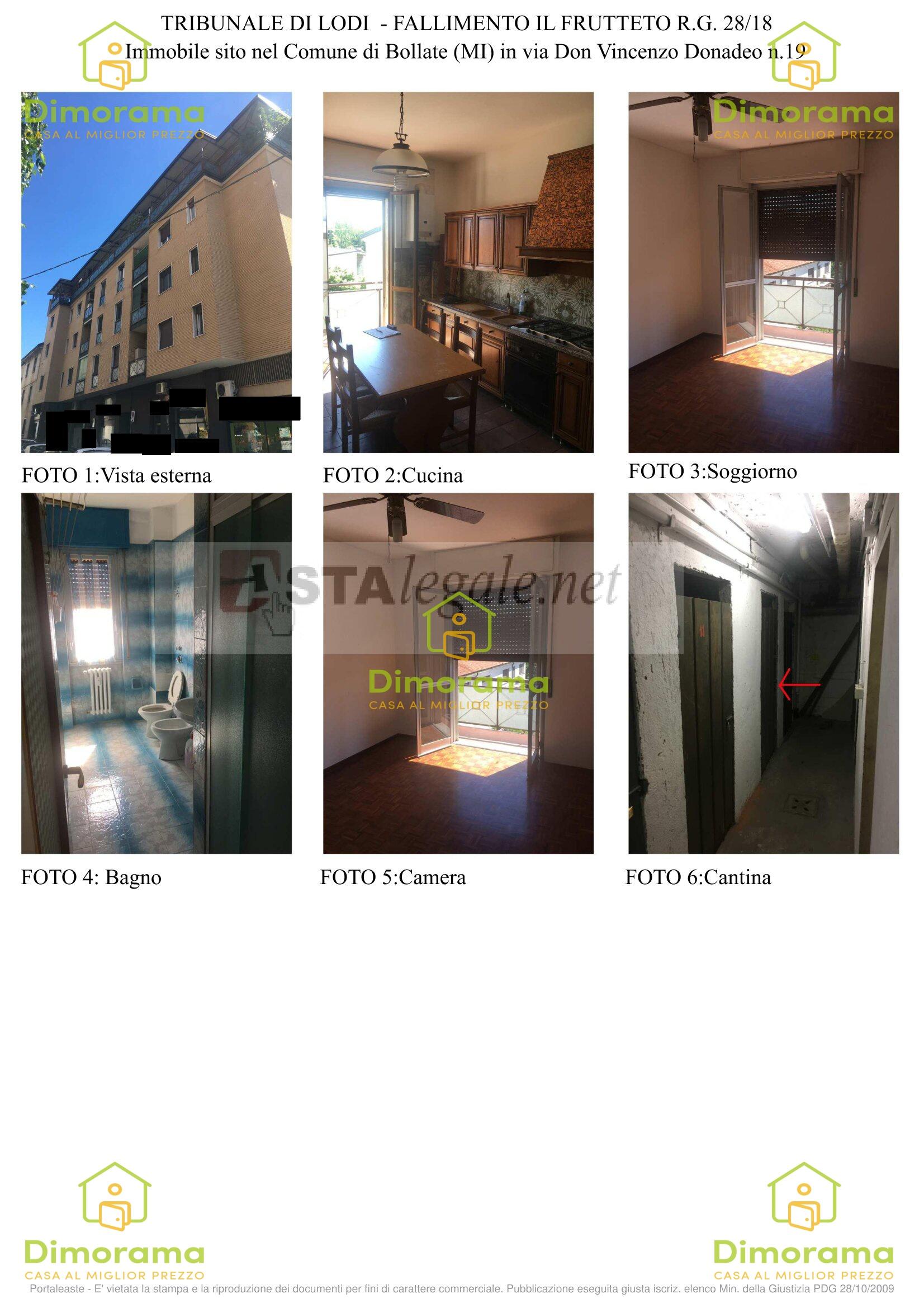 Appartamento in vendita Rif. 12211648