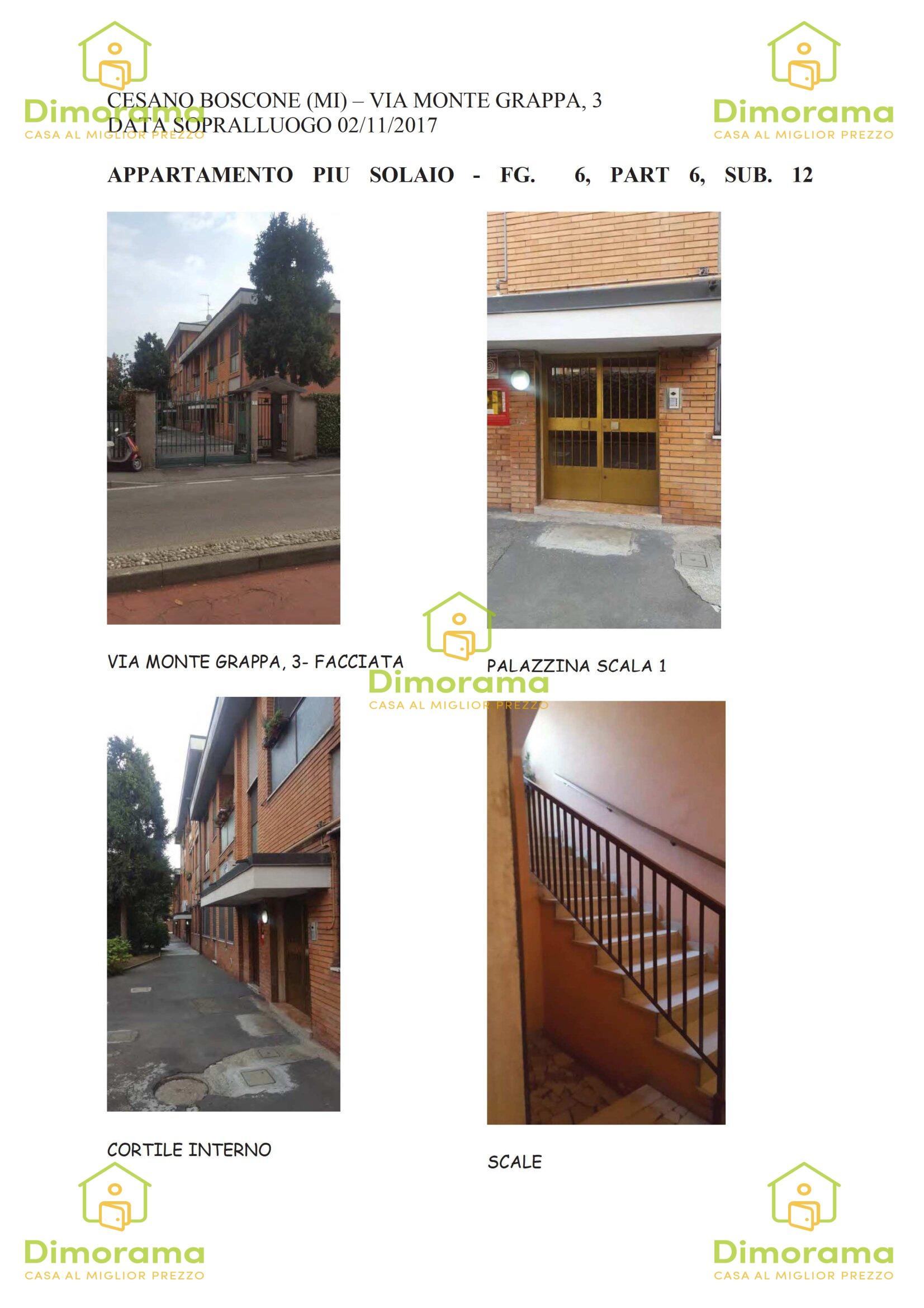 Appartamento, Via Monte Grappa 3, 0, Vendita - Cesano Boscone