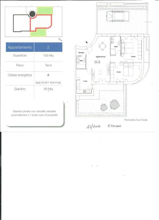 Appartamento CAMAIORE 121/2LID