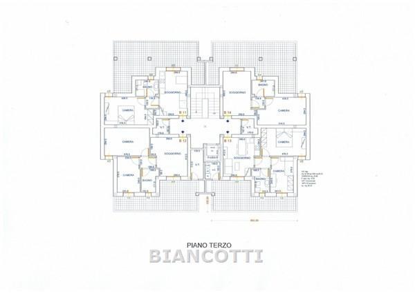 Appartamento in vendita a Grosseto, 3 locali, prezzo € 230.000 | CambioCasa.it