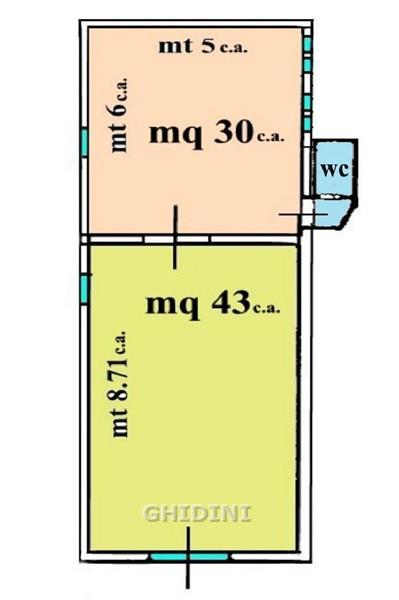 Laboratorio in vendita a Grosseto, 2 locali, prezzo € 100.000 | CambioCasa.it
