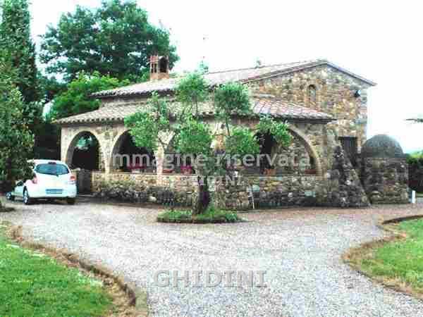Villa in vendita a Gavorrano, 4 locali, prezzo € 600.000 | CambioCasa.it
