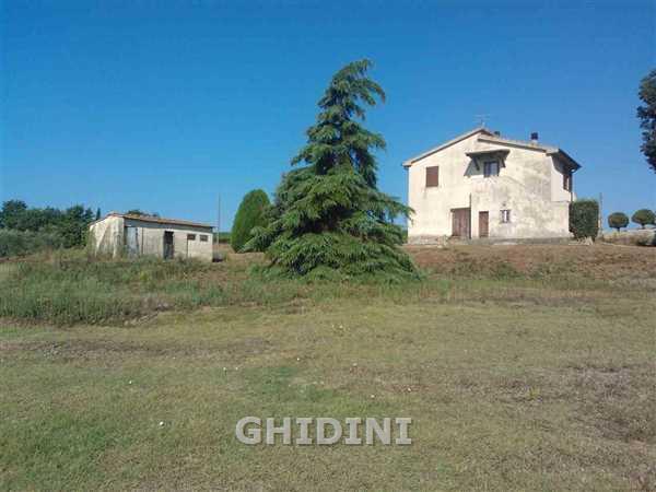 Rustico / Casale in vendita a Magliano in Toscana, 4 locali, Trattative riservate   Cambio Casa.it