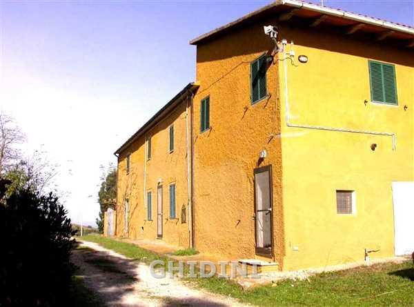Azienda Agricola in vendita a Magliano in Toscana, 10 locali, Trattative riservate | CambioCasa.it