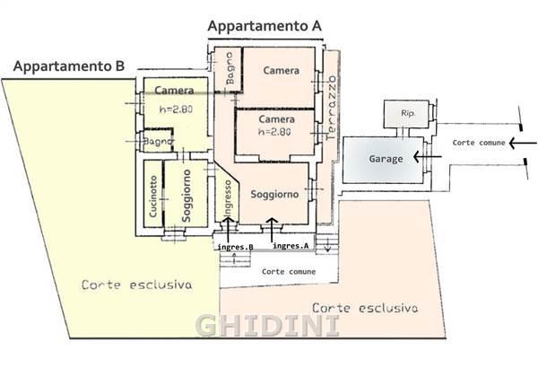 Villa in Vendita a Santa Fiora