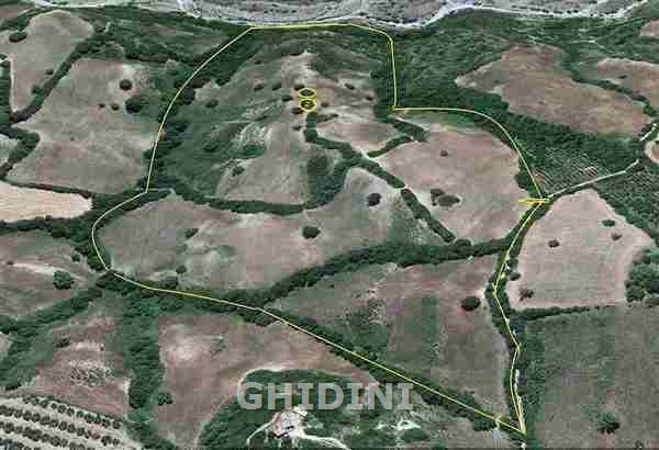 Terreno Agricolo in vendita a Roccalbegna, 1 locali, zona Località: CANA, prezzo € 160.000 | Cambio Casa.it