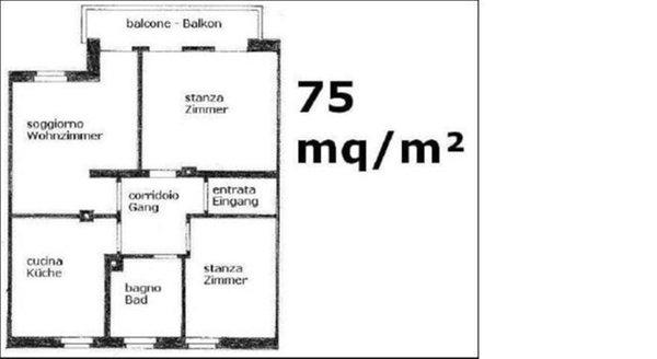 Appartamento indipendente san giovanni valdarno rossi for Ristrutturare appartamento 75 mq