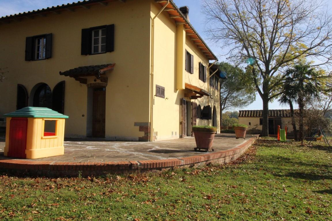 Villa in vendita a Loro Ciuffenna (AR)
